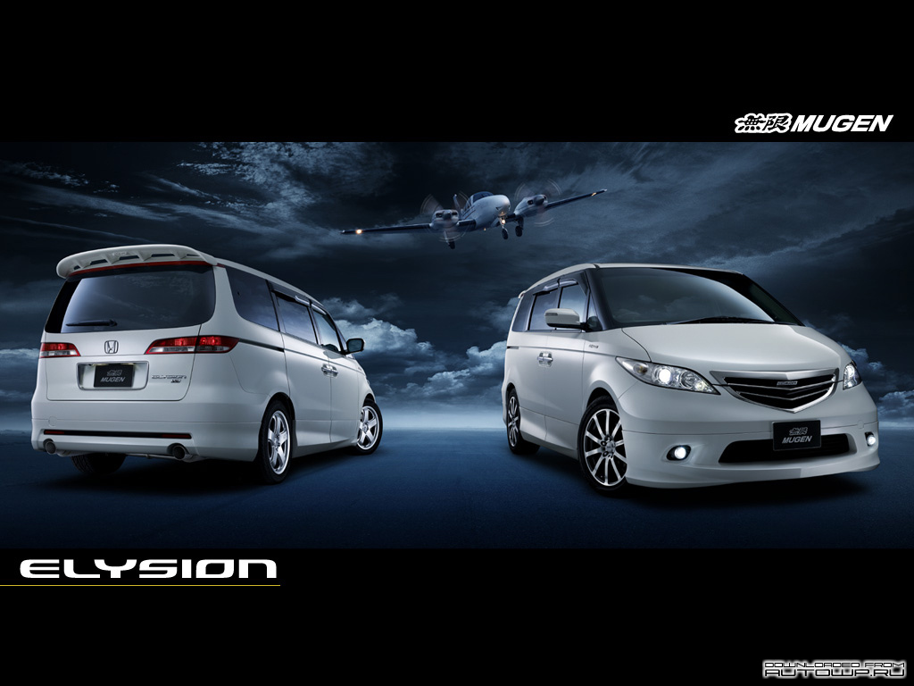 Mugen Honda Elysion photo 60868