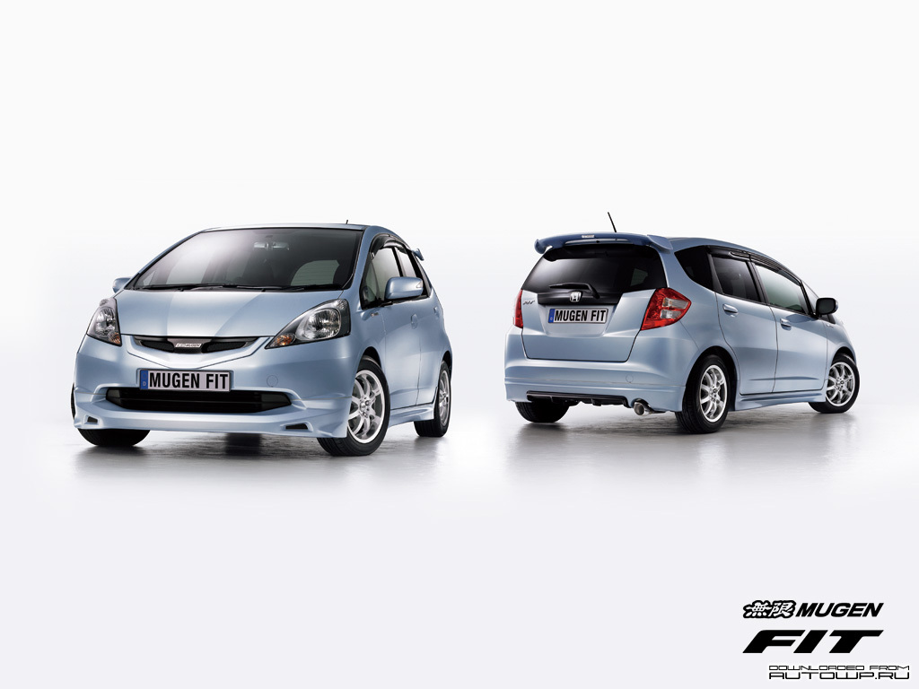 Mugen Honda Fit photo 60794