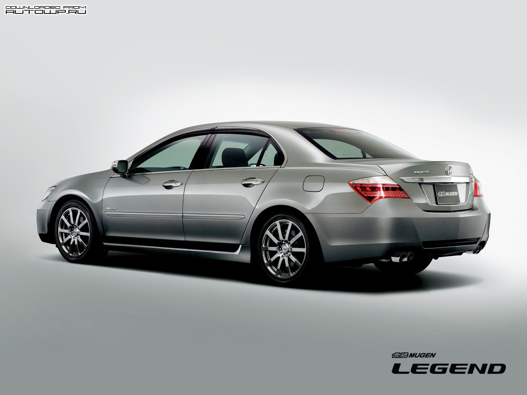 Mugen Honda Legend photo 61001