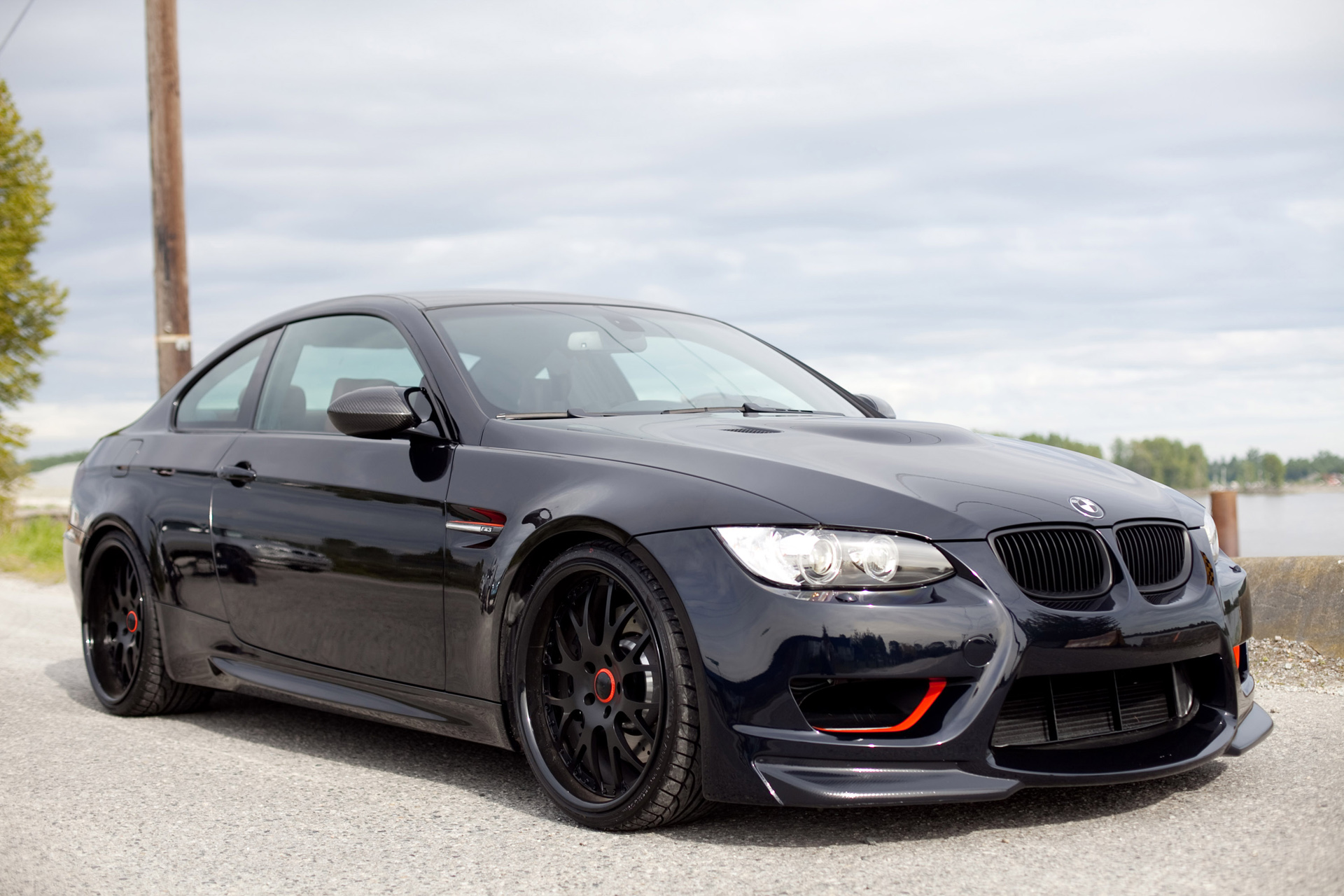 MWDesign BMW M3 Darth Maul photo 66344