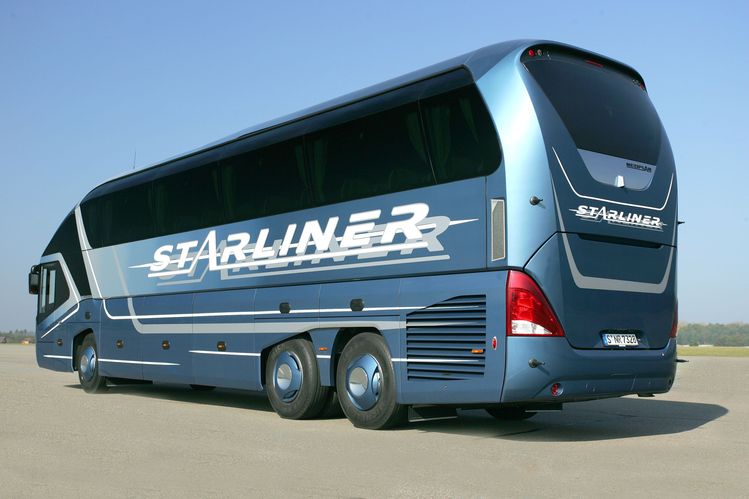 Neoplan Starliner photo 38522