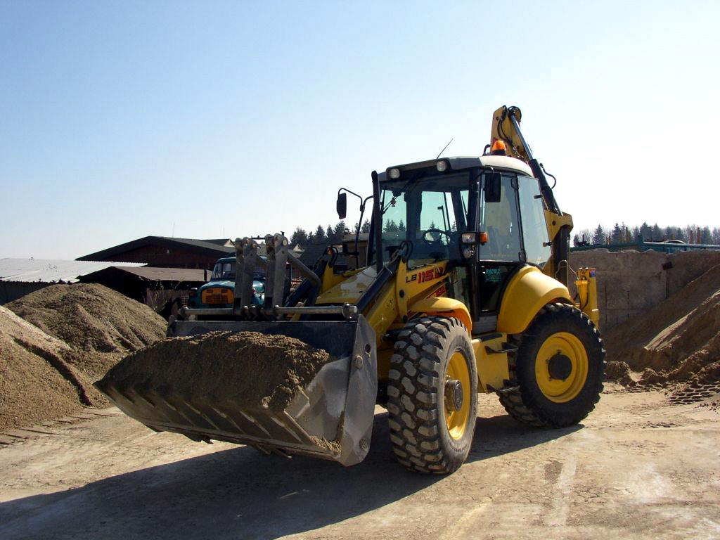 New Holland B115 photo 64675