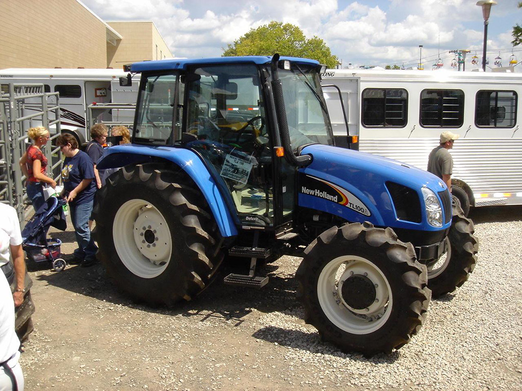 New Holland TL100A photo 49685
