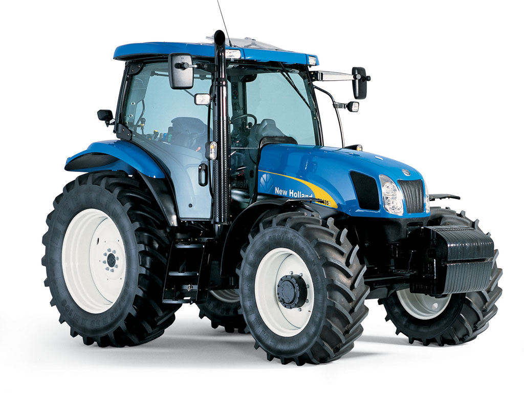 New Holland TS135A photo 49681