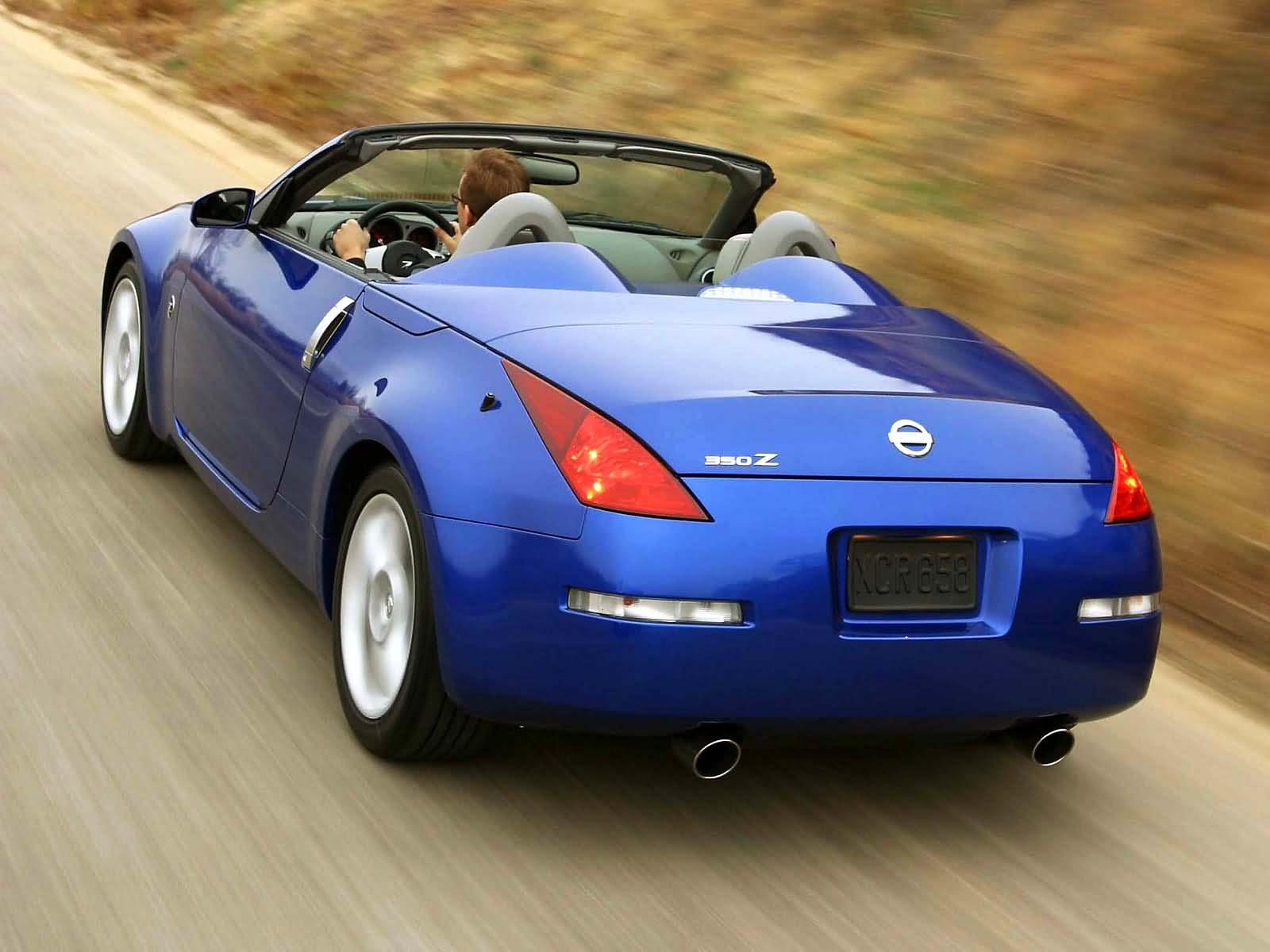 Nissan 350Z Roadster photo 6921