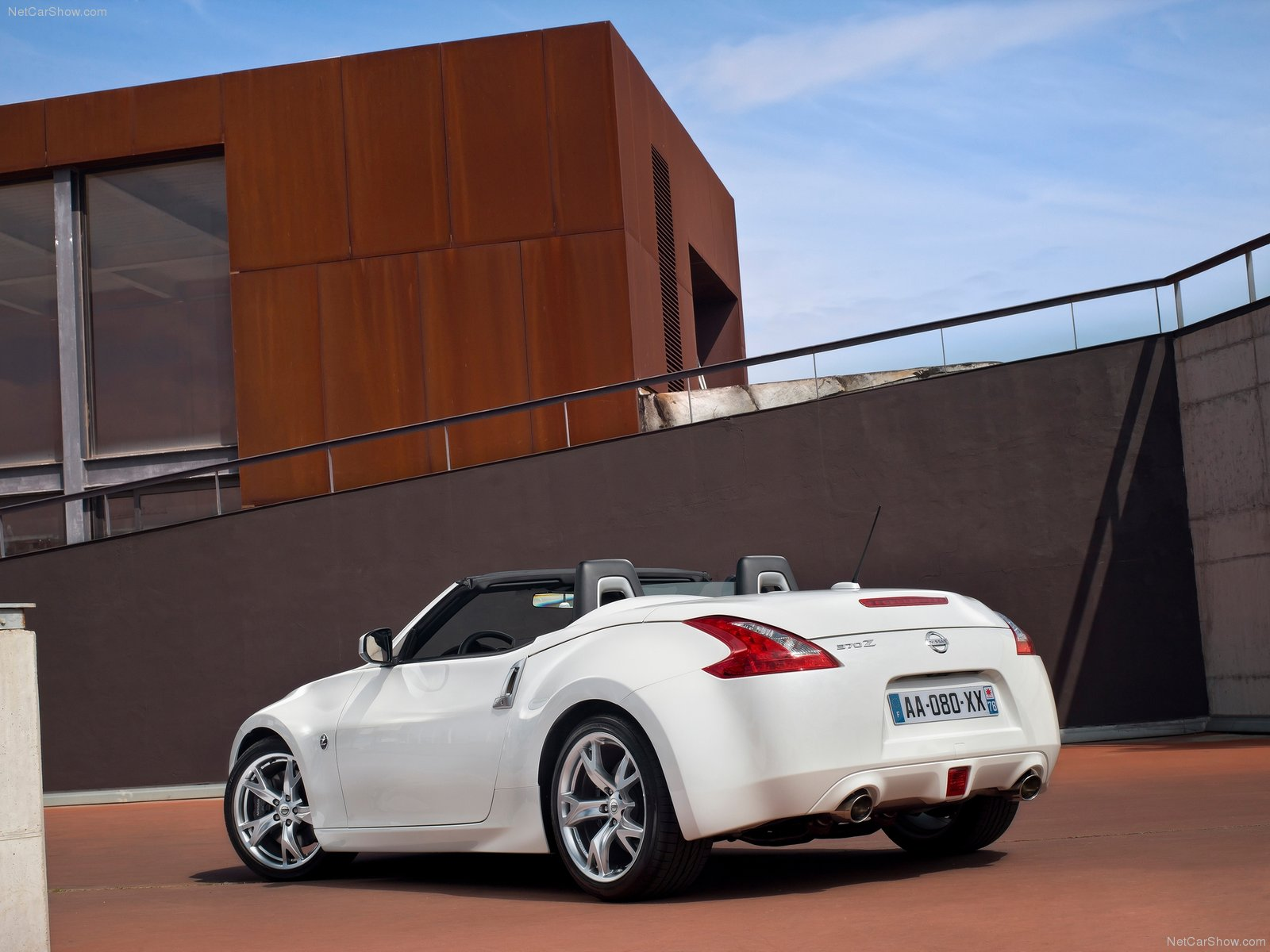 Nissan 350Z Roadster photo 79477