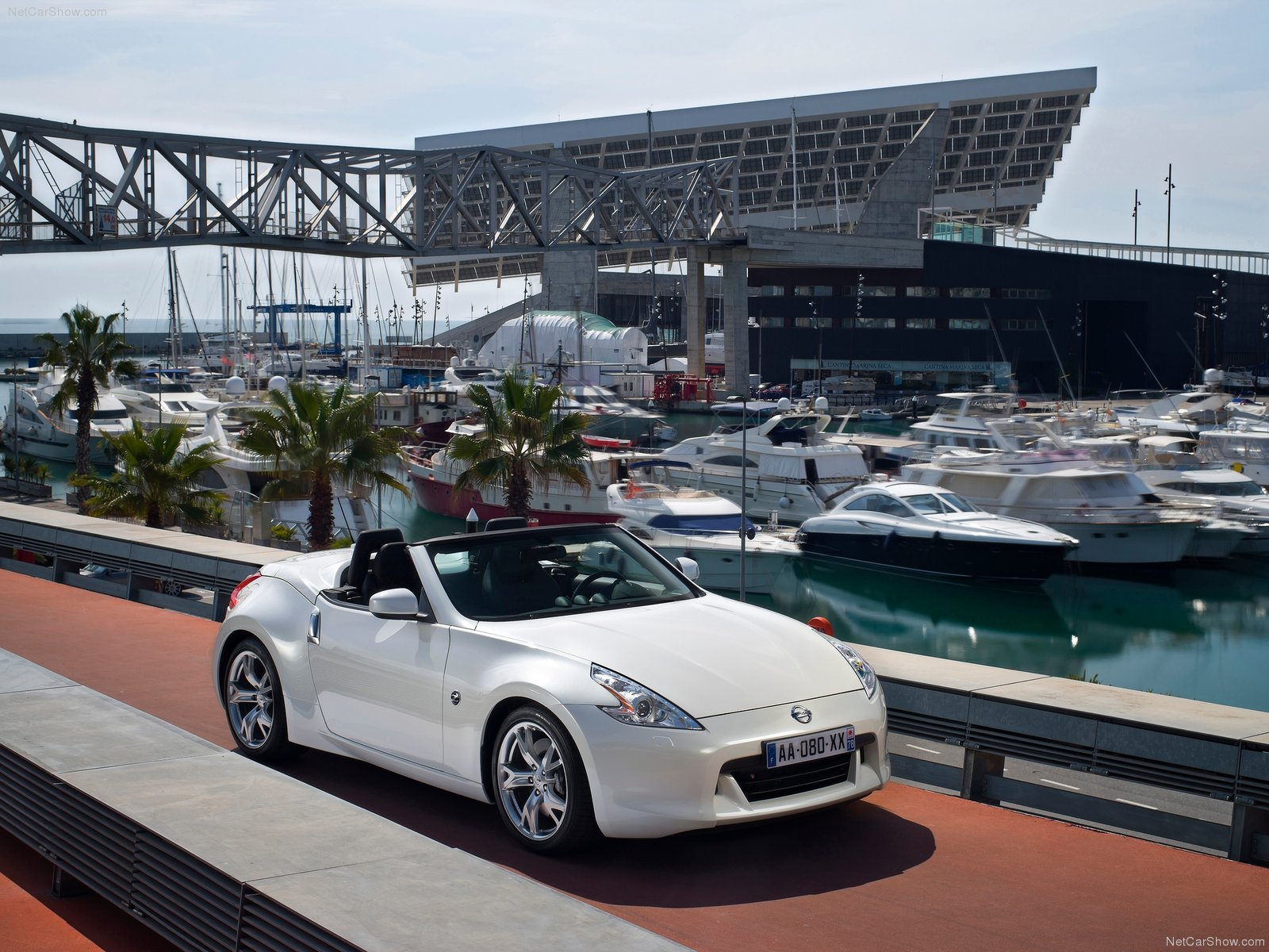 Nissan 350Z Roadster photo 79483
