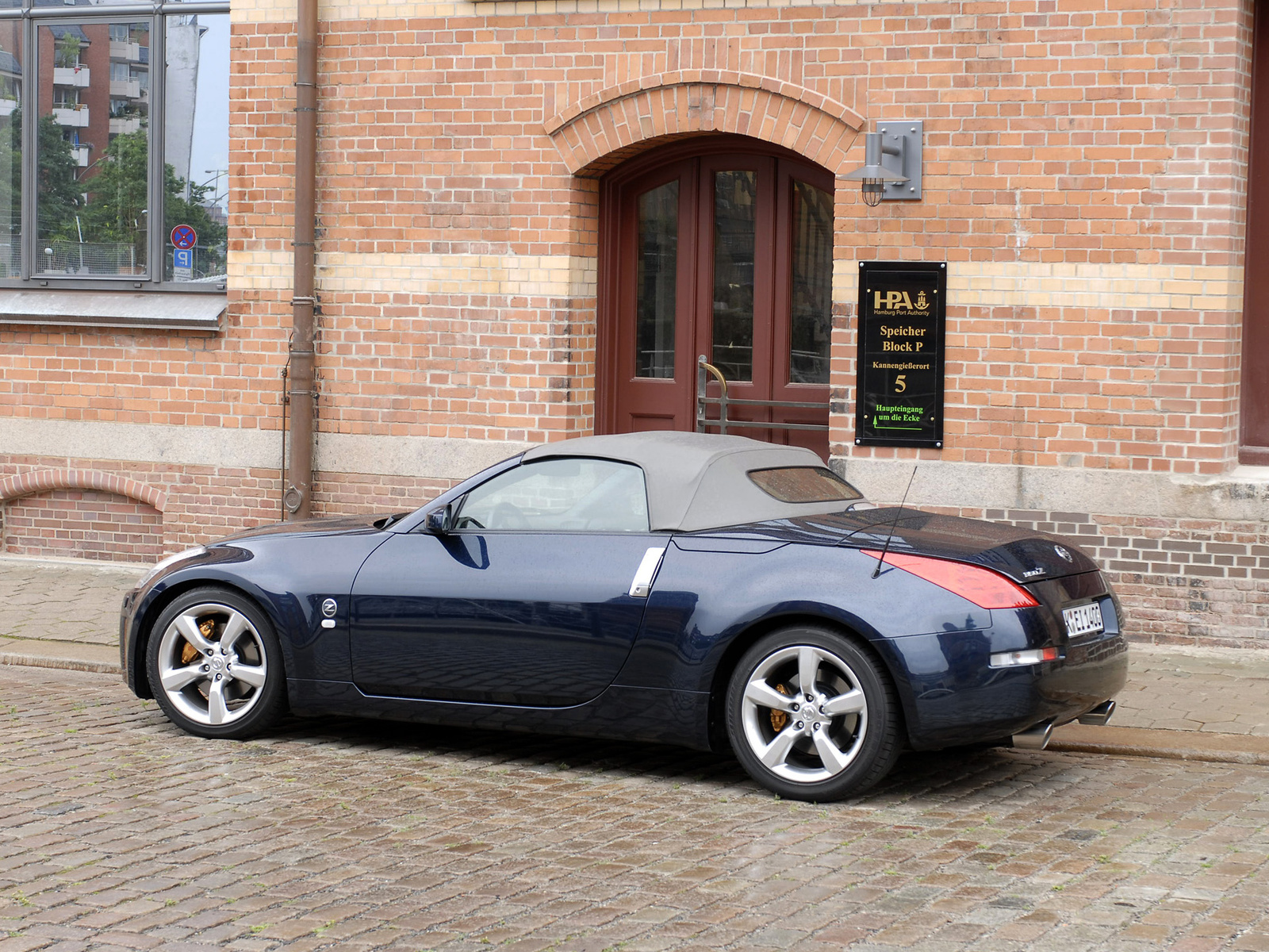 Nissan 350Z Roadster photo 96693