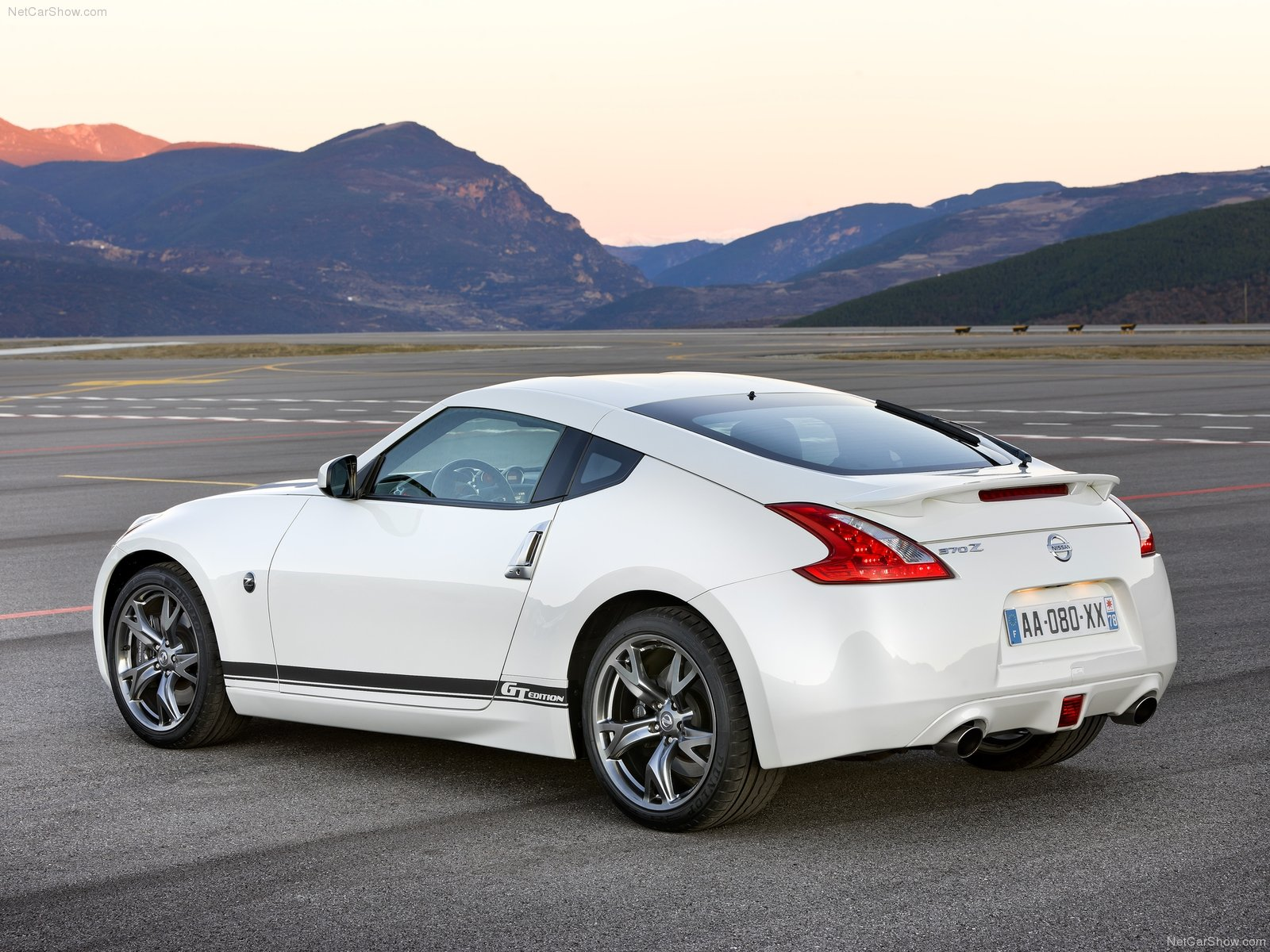 Nissan 370Z GT Edition photo 78598