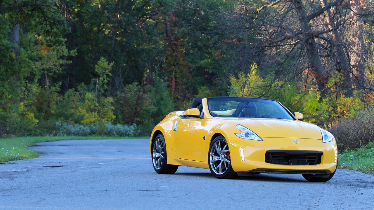 Nissan 370Z Nismo Roadster photo 170601