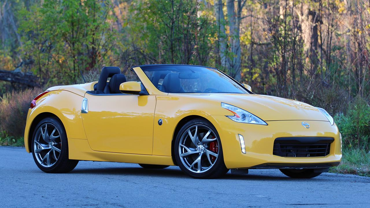 Nissan 370Z Nismo Roadster photo 170602