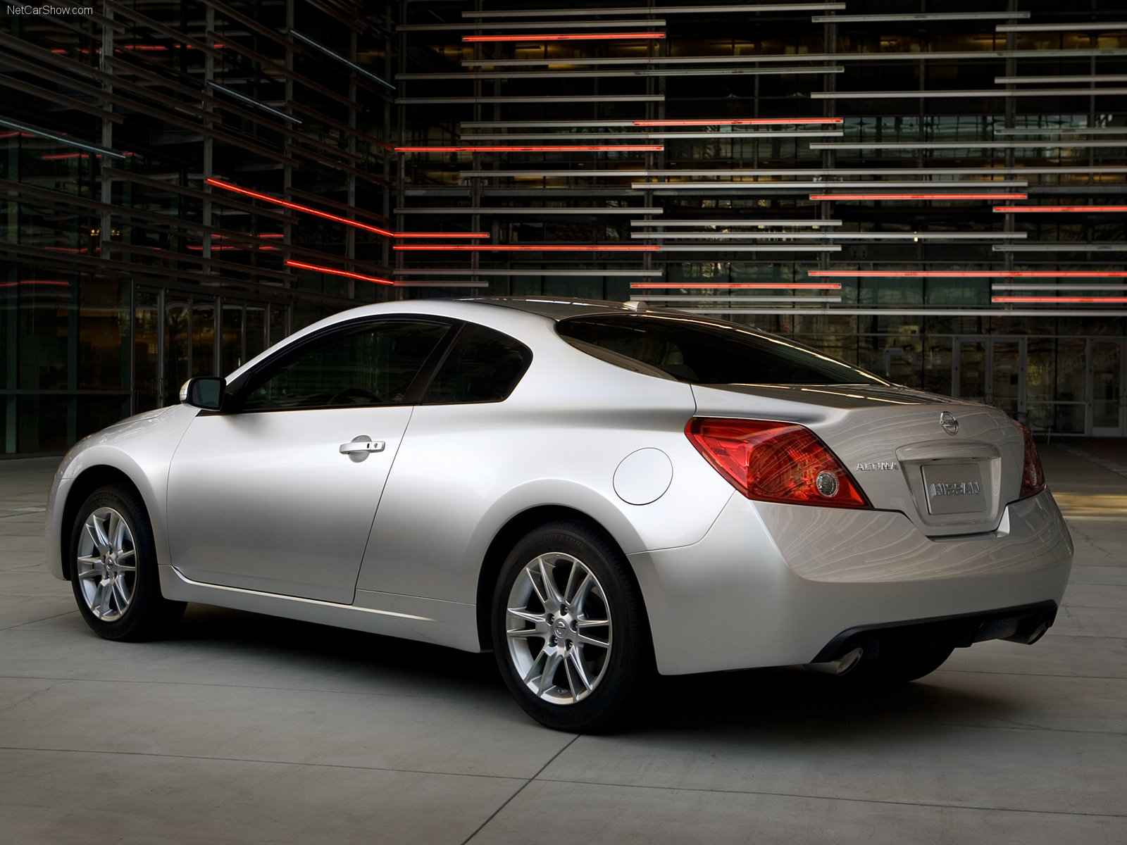 Nissan Altima Coupe photo 39793