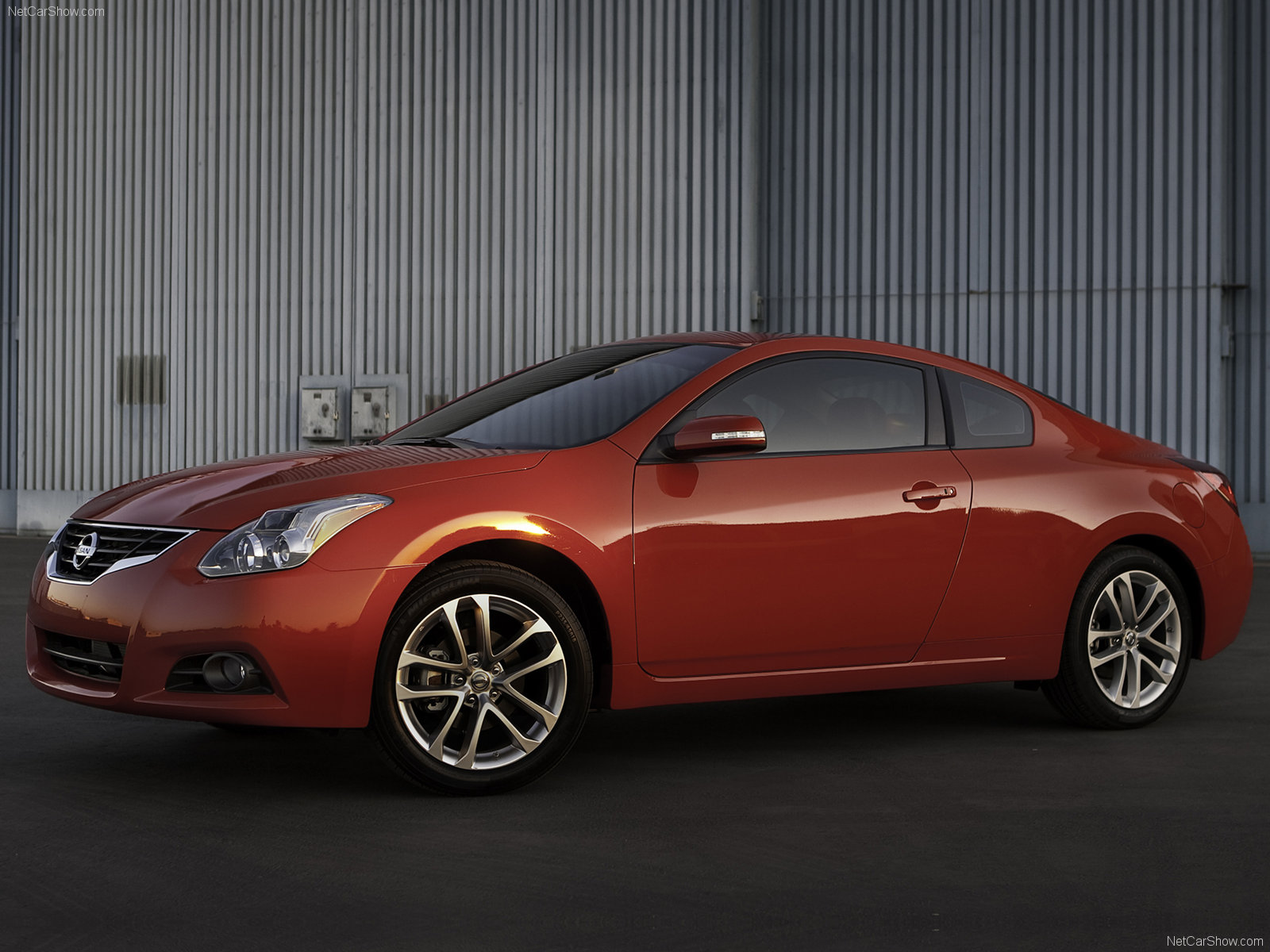 Nissan Altima Coupe photo 67633