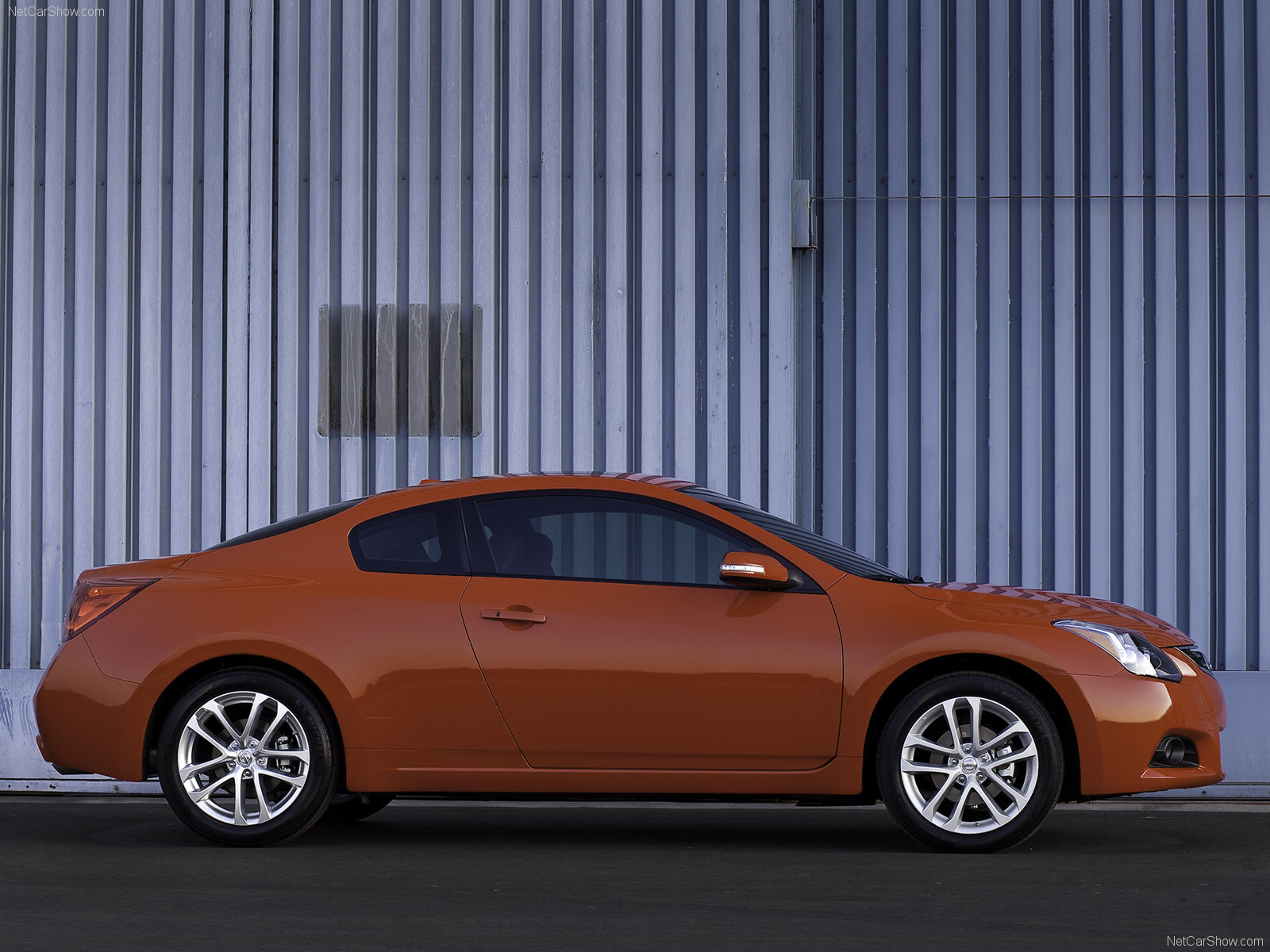 Nissan Altima Coupe photo 67634