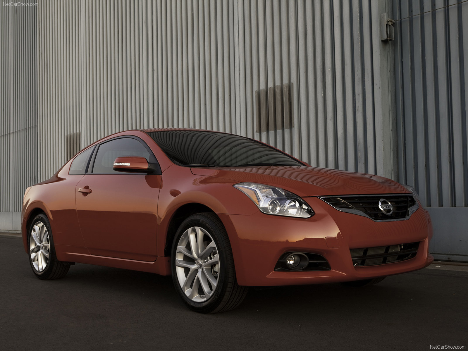 Nissan Altima Coupe photo 67641