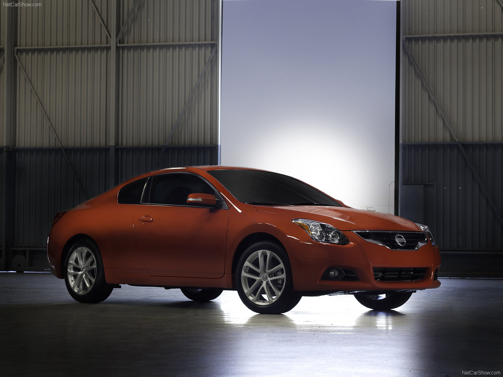 Nissan Altima Coupe photo 67642