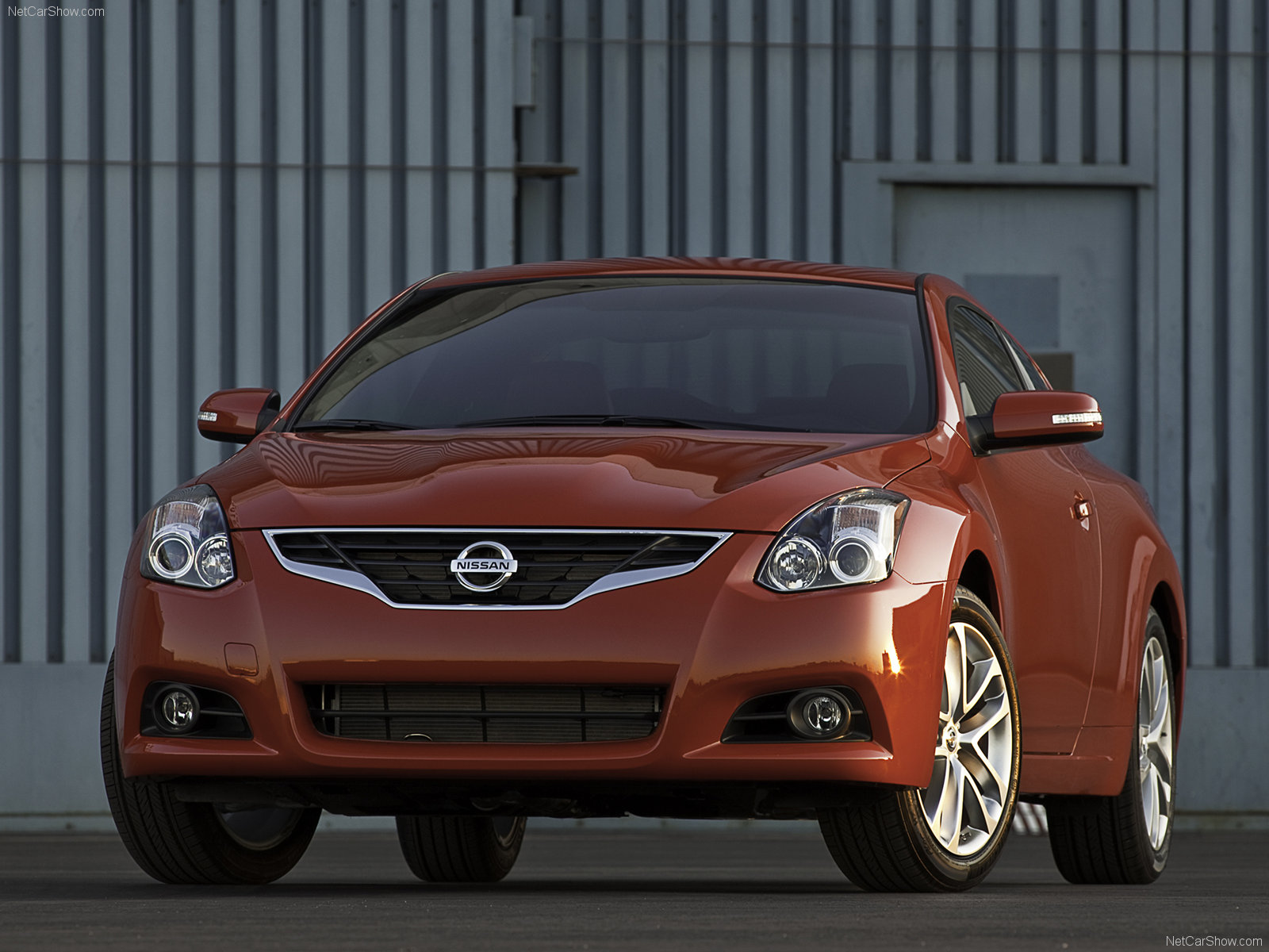 Nissan Altima Coupe photo 67645