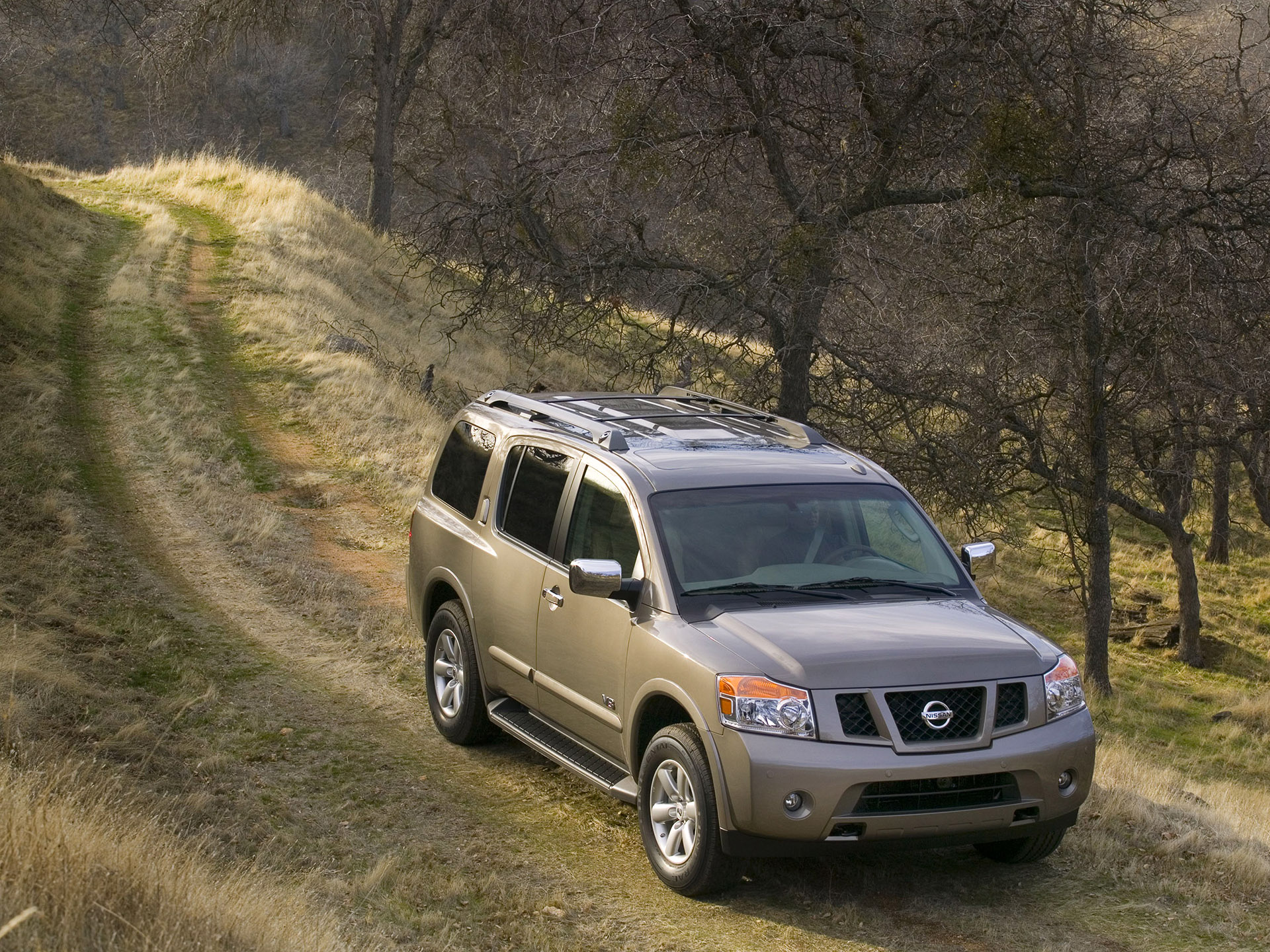 Nissan Armada Picture 55349 Nissan Photo Gallery Carsbasecom