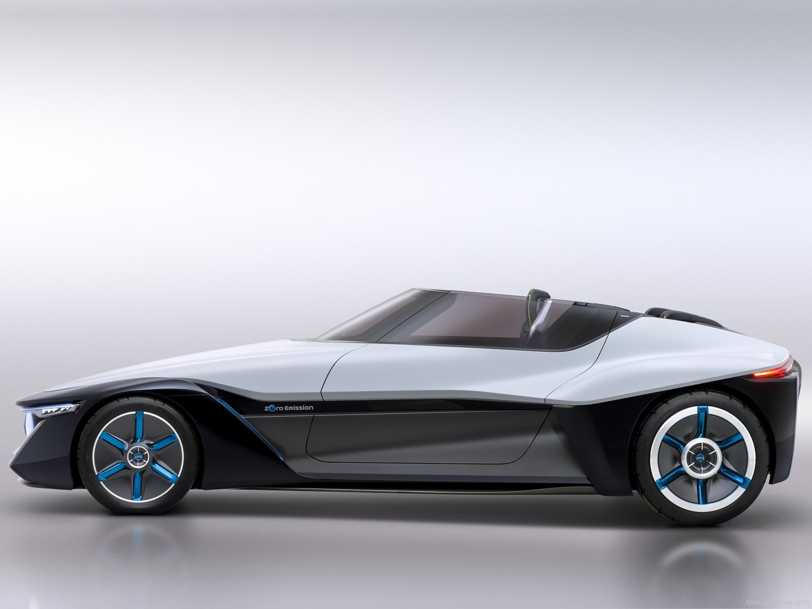 Nissan BladeGlider Concept photo 106722