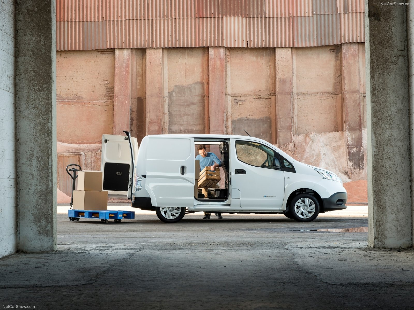 Nissan e-NV200 photo 110760