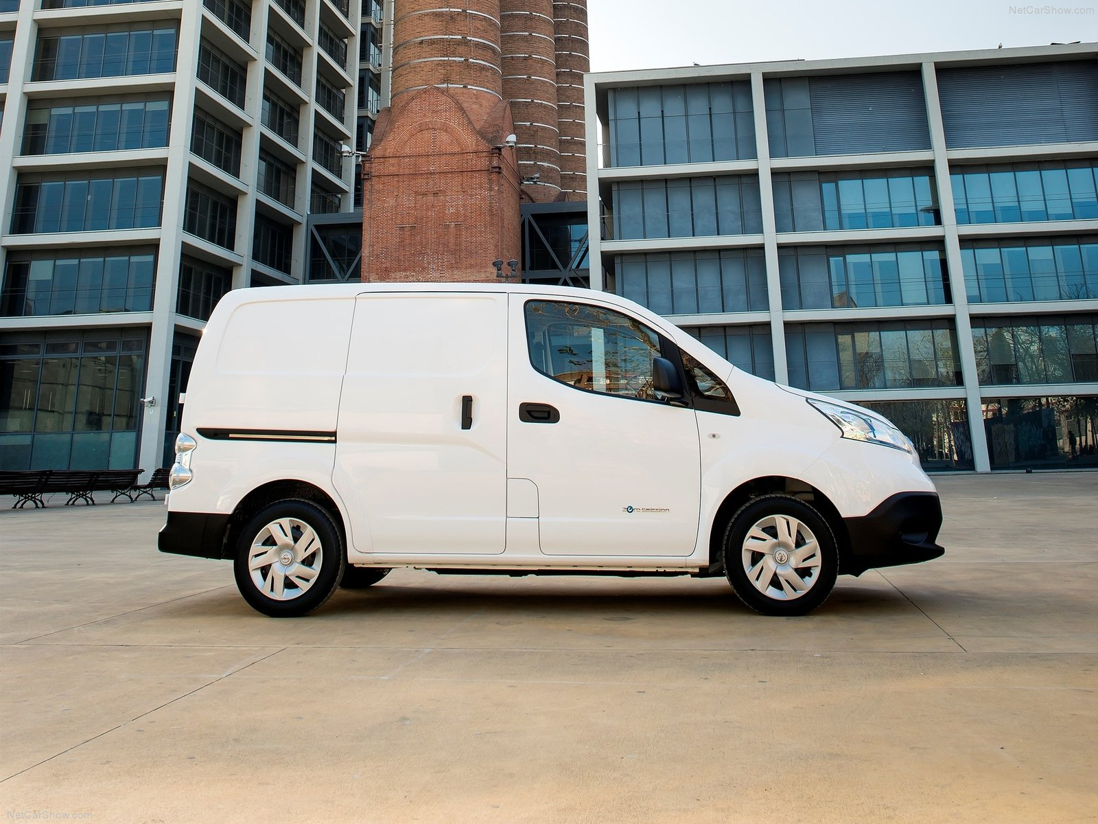 Nissan e-NV200 photo 110761