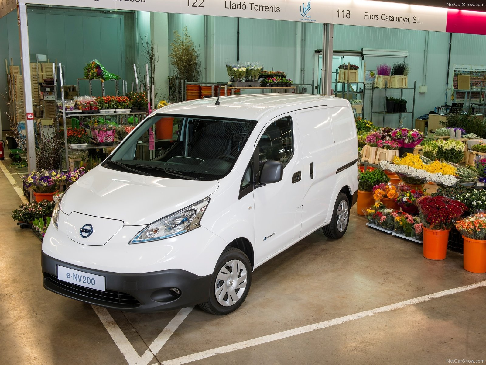Nissan e-NV200 photo 110762