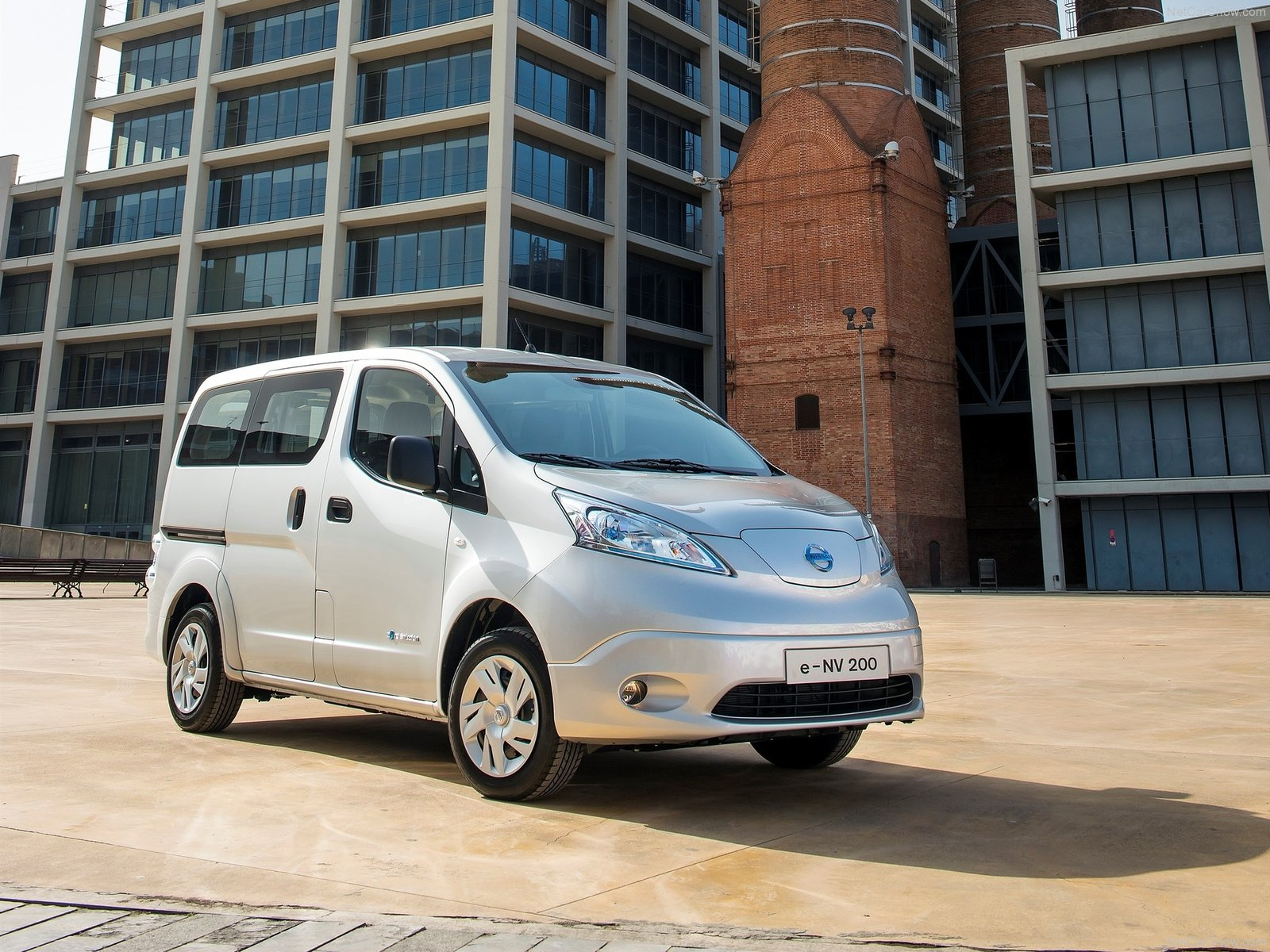 Nissan e-NV200 photo 110769