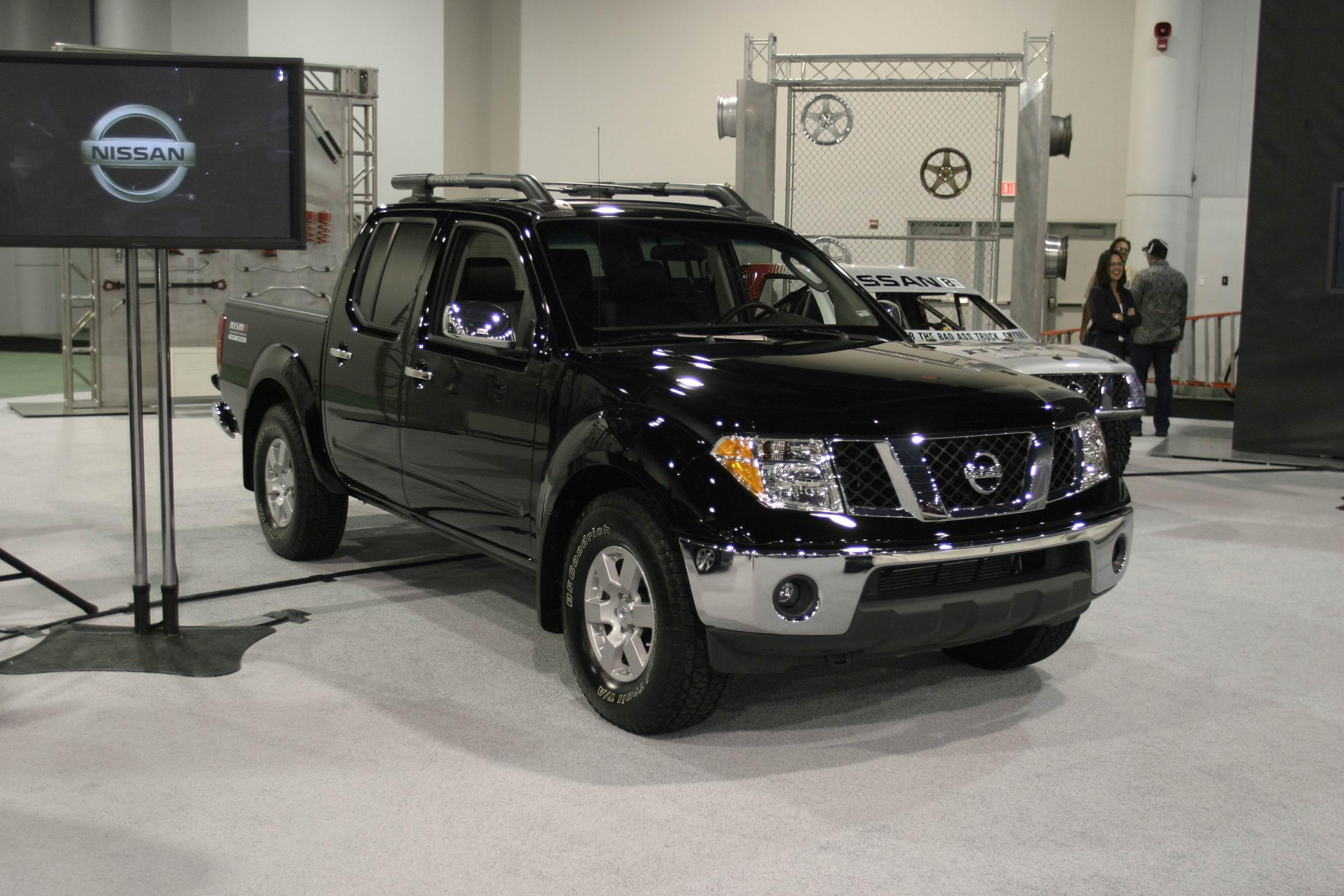 Nissan Frontier photo 27656