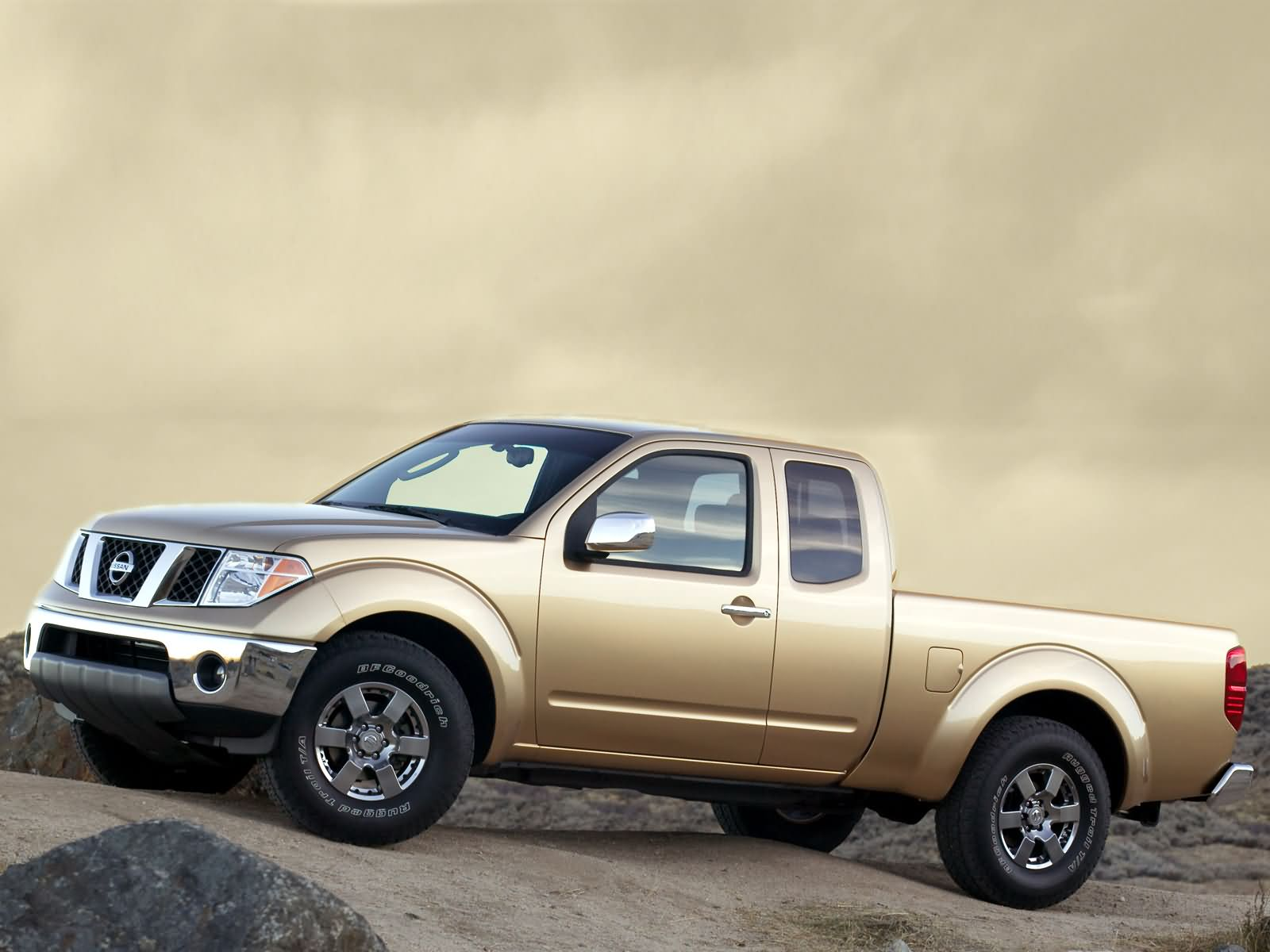 Nissan Frontier photo 6600