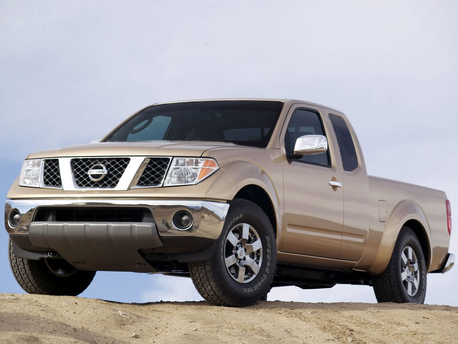 Nissan Frontier photo 6602