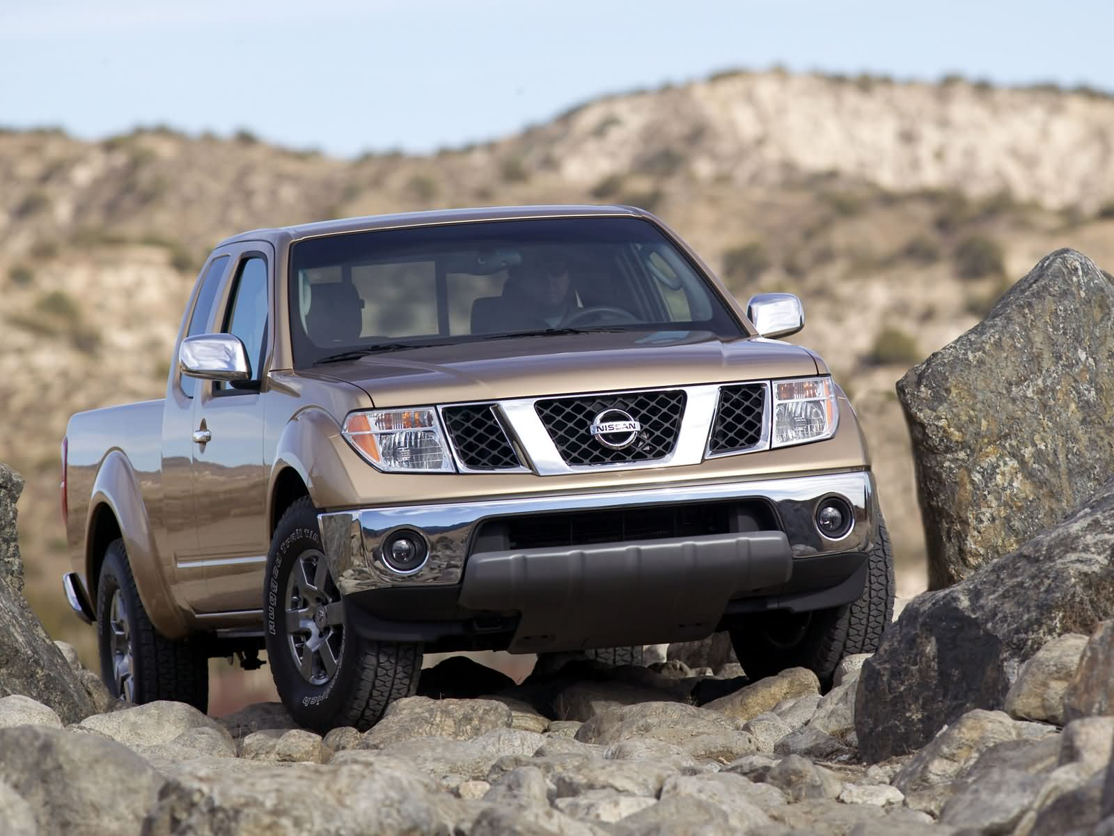 Nissan Frontier photo 6605