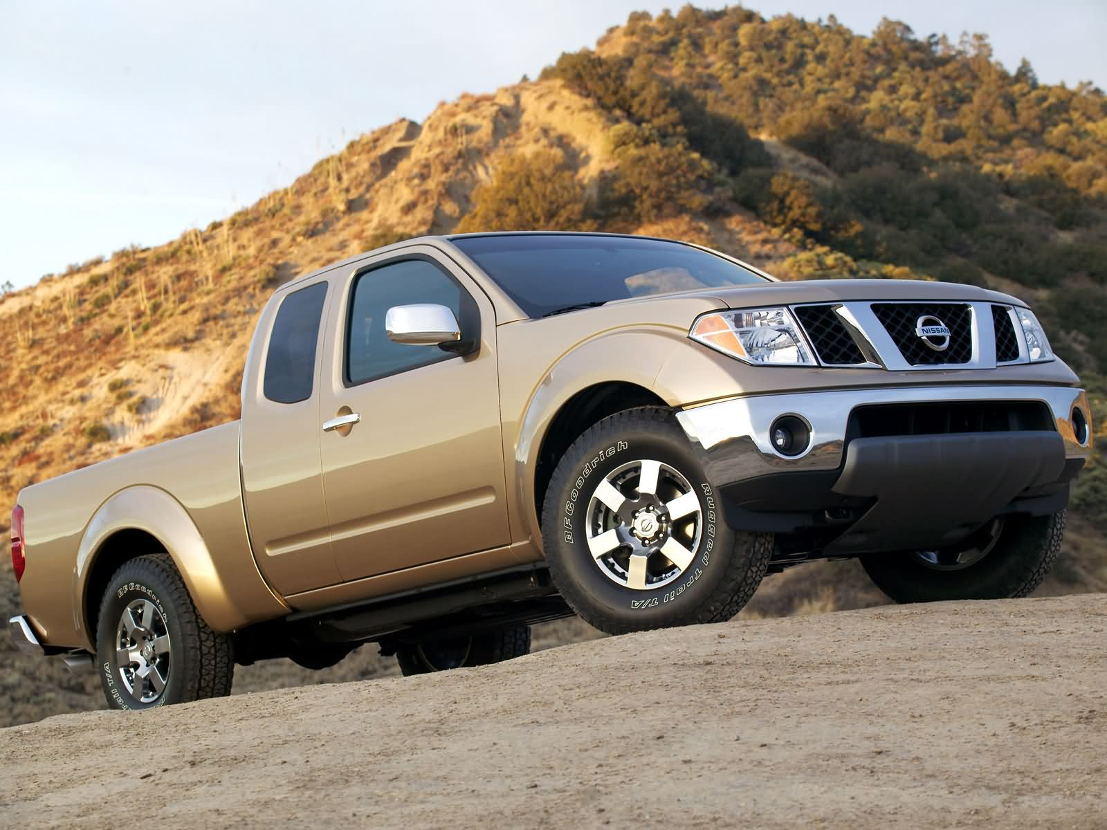 Nissan Frontier photo 6607