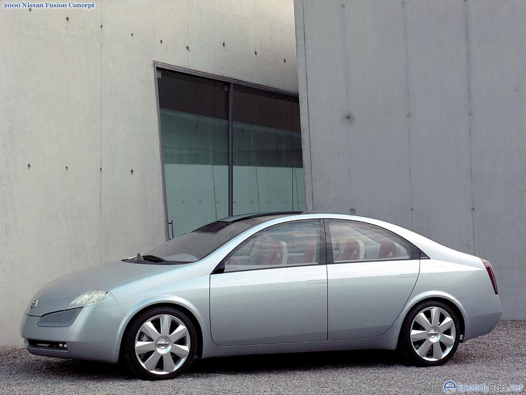 Nissan Fussion photo 6718