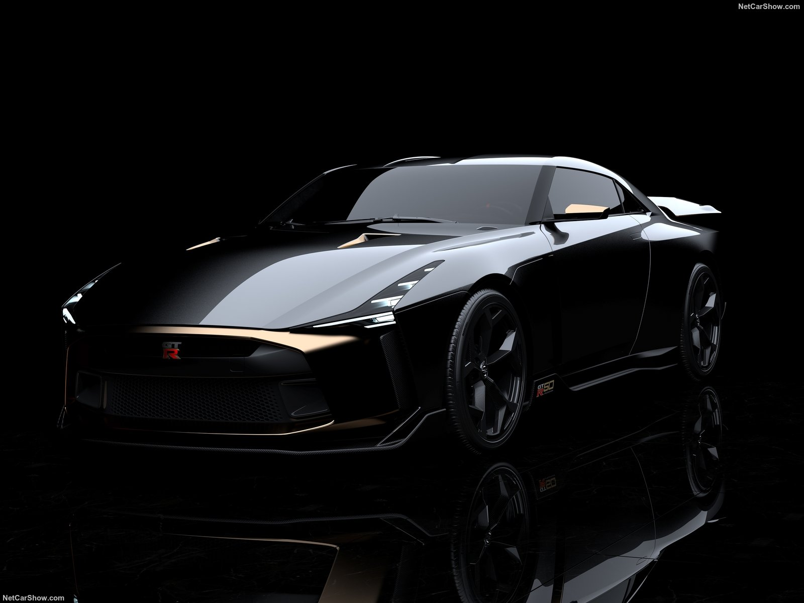 Nissan GT-R50 by Italdesign photo 189513