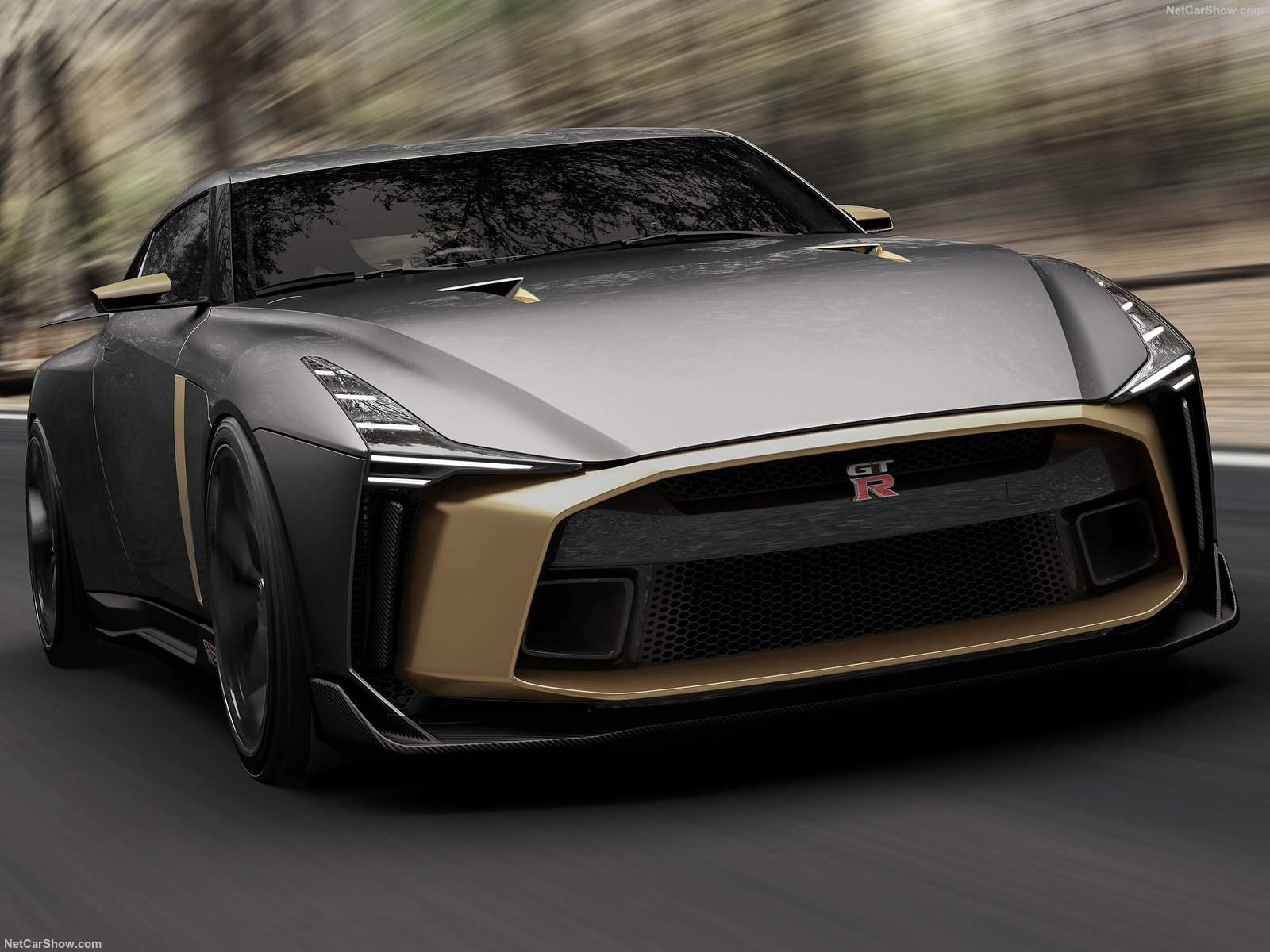 Nissan GT-R50 by Italdesign photo 189520