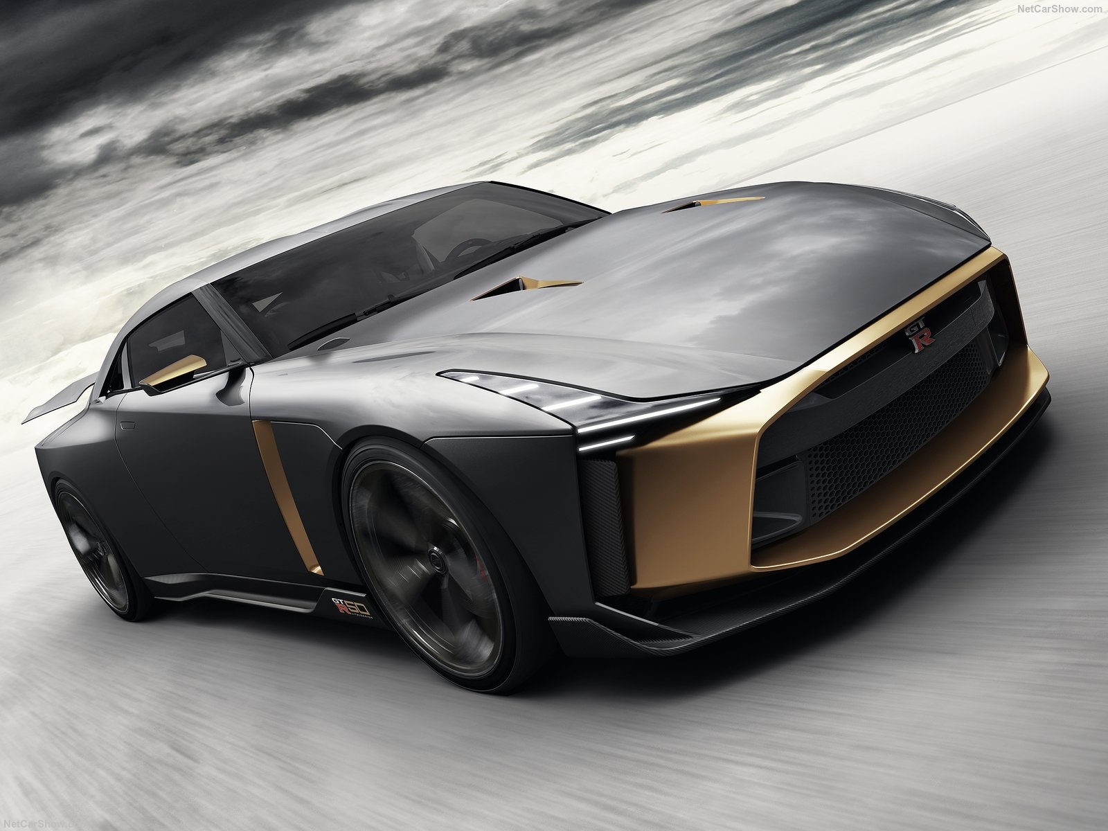 Nissan GT-R50 by Italdesign photo 189521