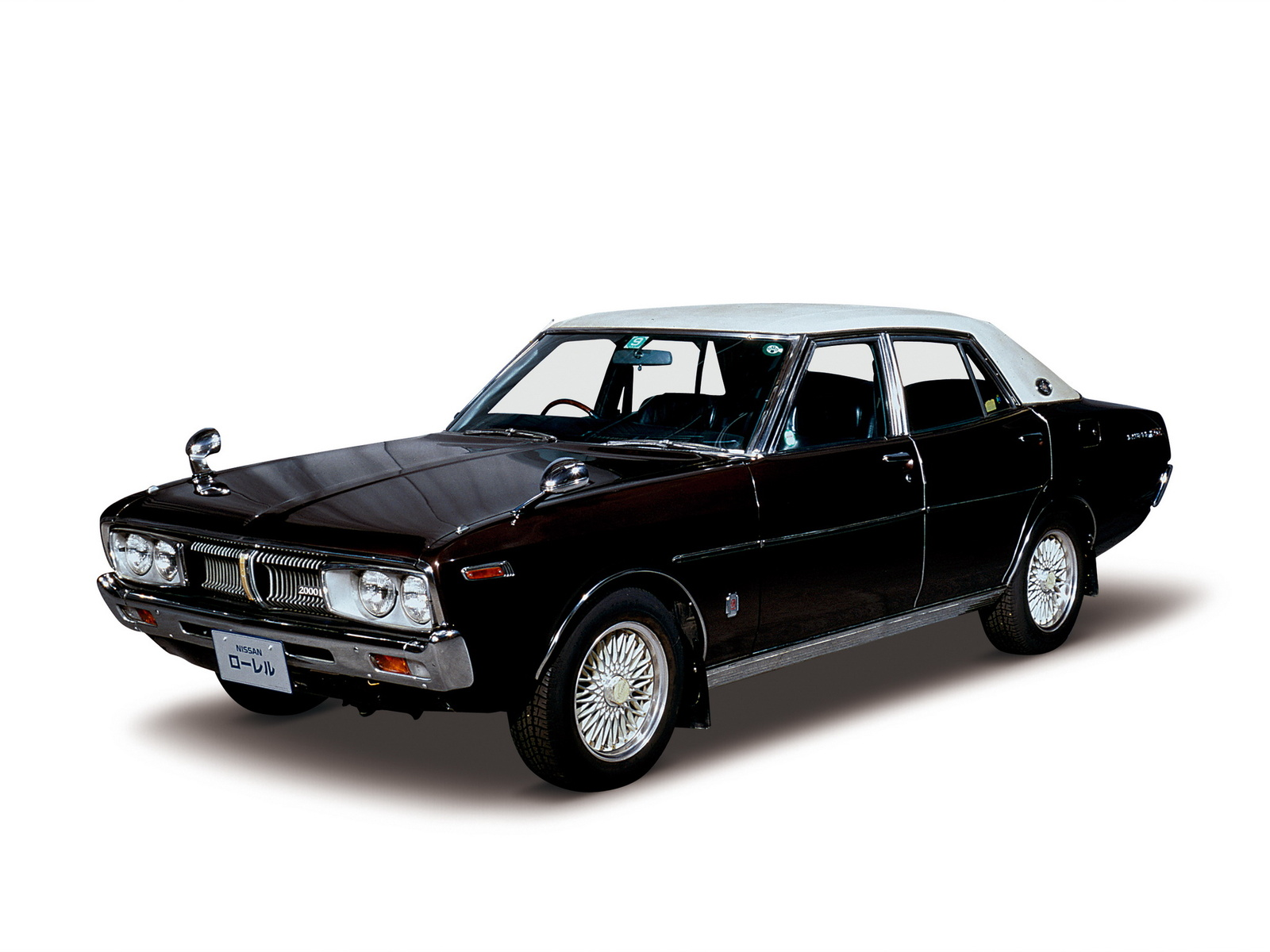 Nissan Laurel photo 81898