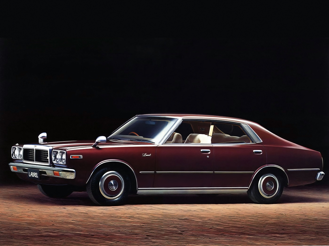 Nissan Laurel photo 81900
