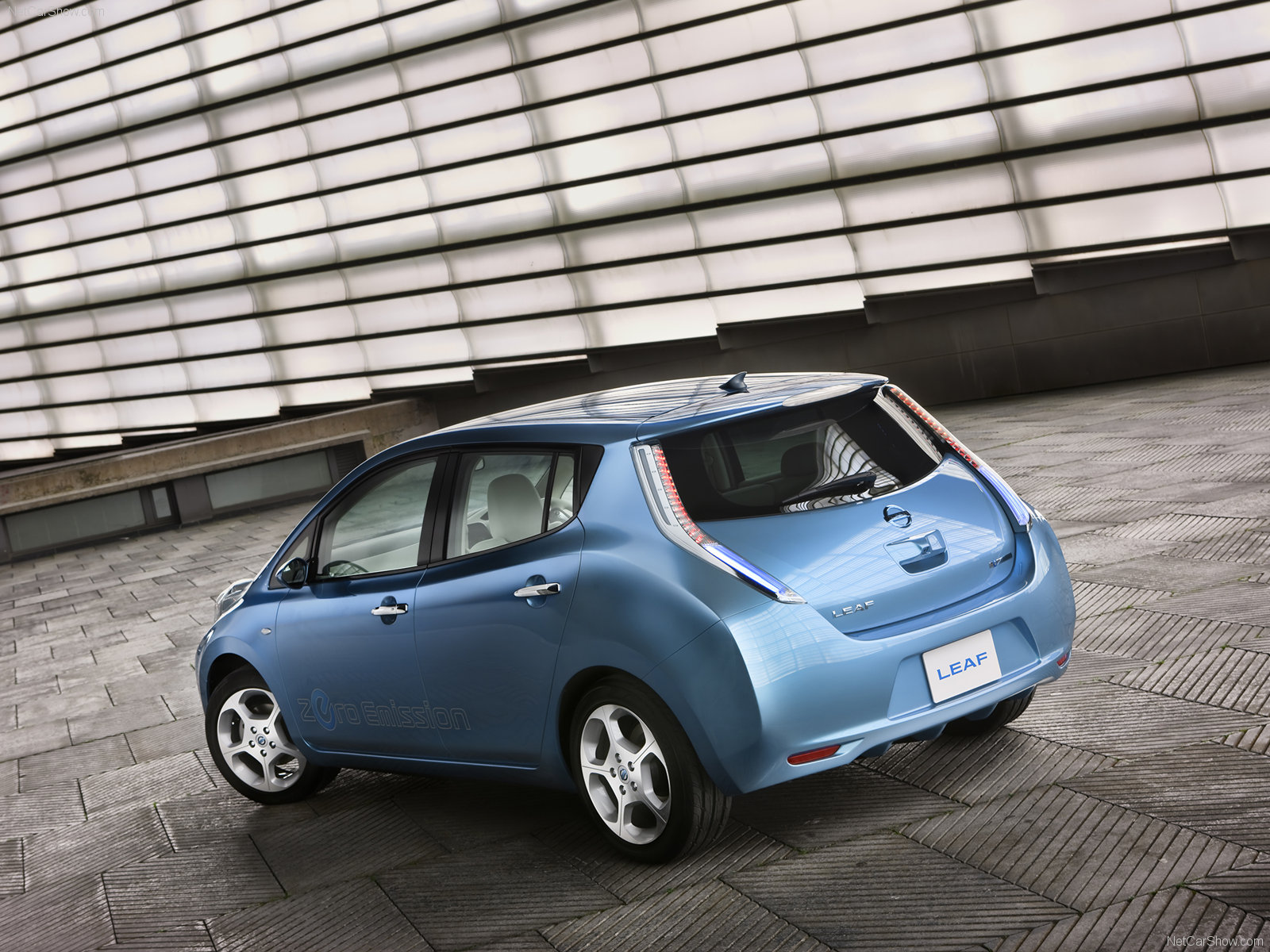 Nissan Leaf photo 72074