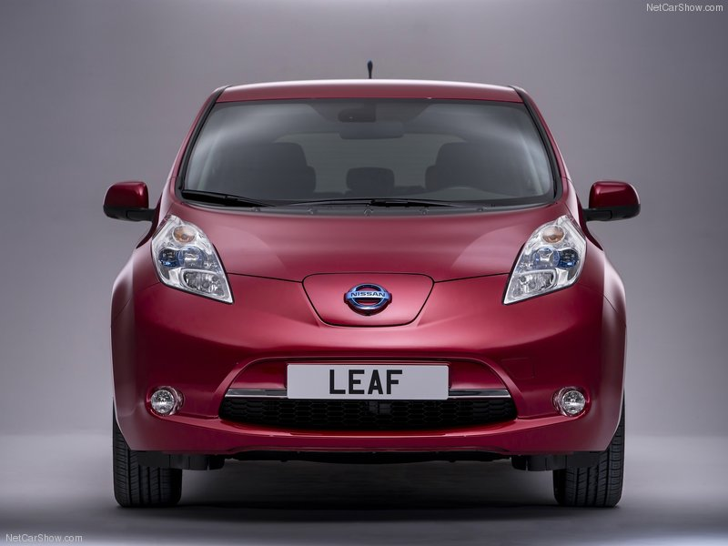 Nissan Leaf photo 99323