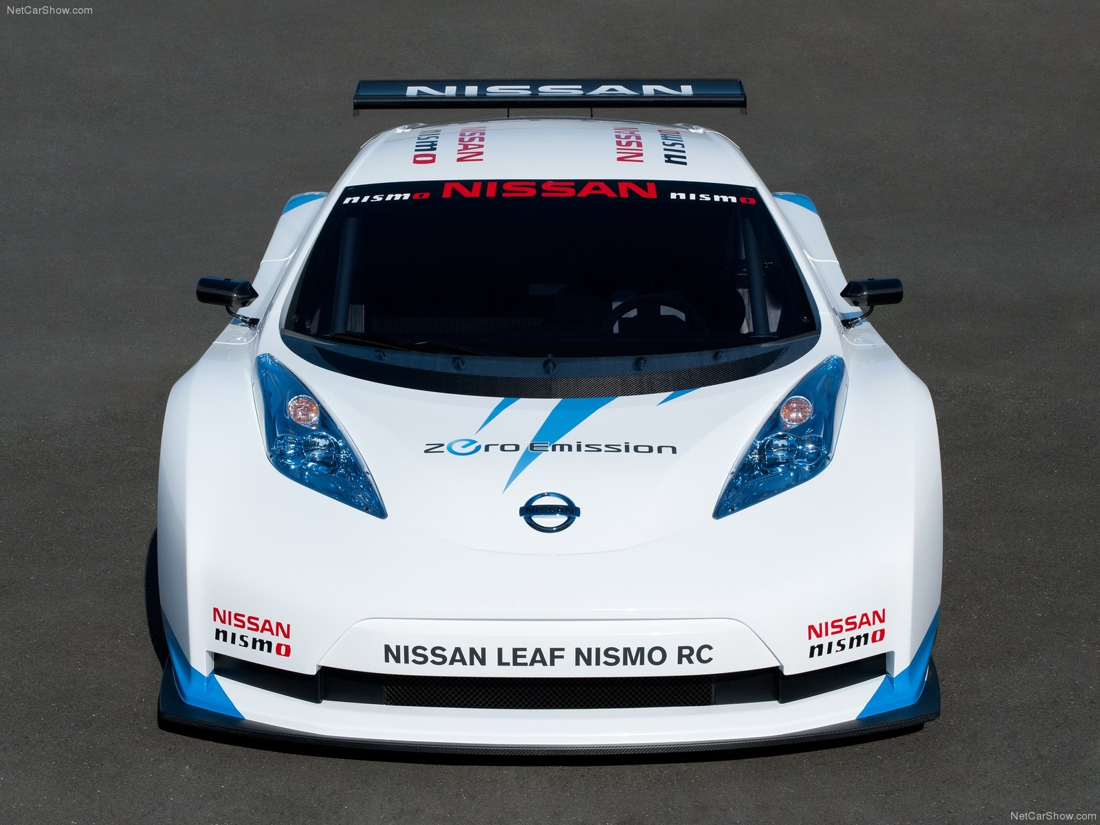 Nissan Leaf Nismo RC Concept photo 80254