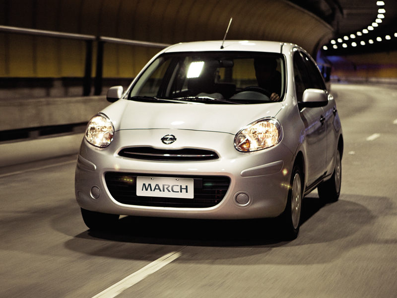 Nissan March photo 94531
