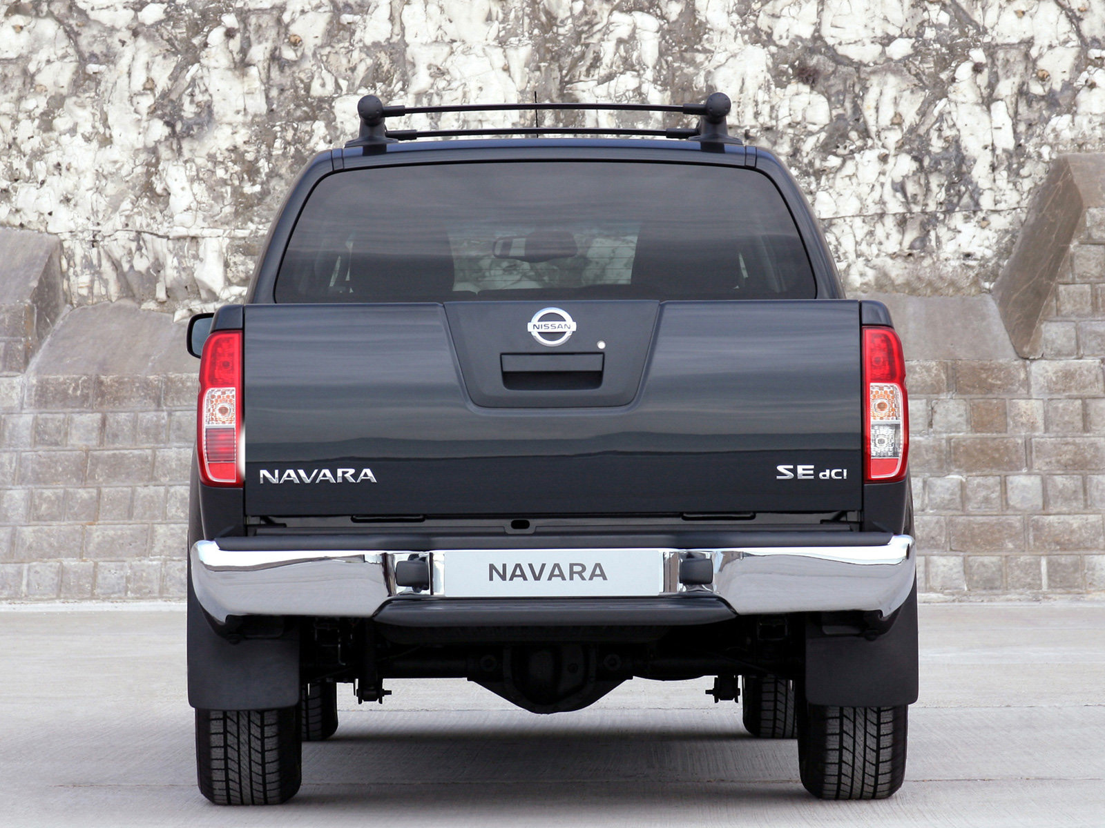 Nissan Navara photo 38259