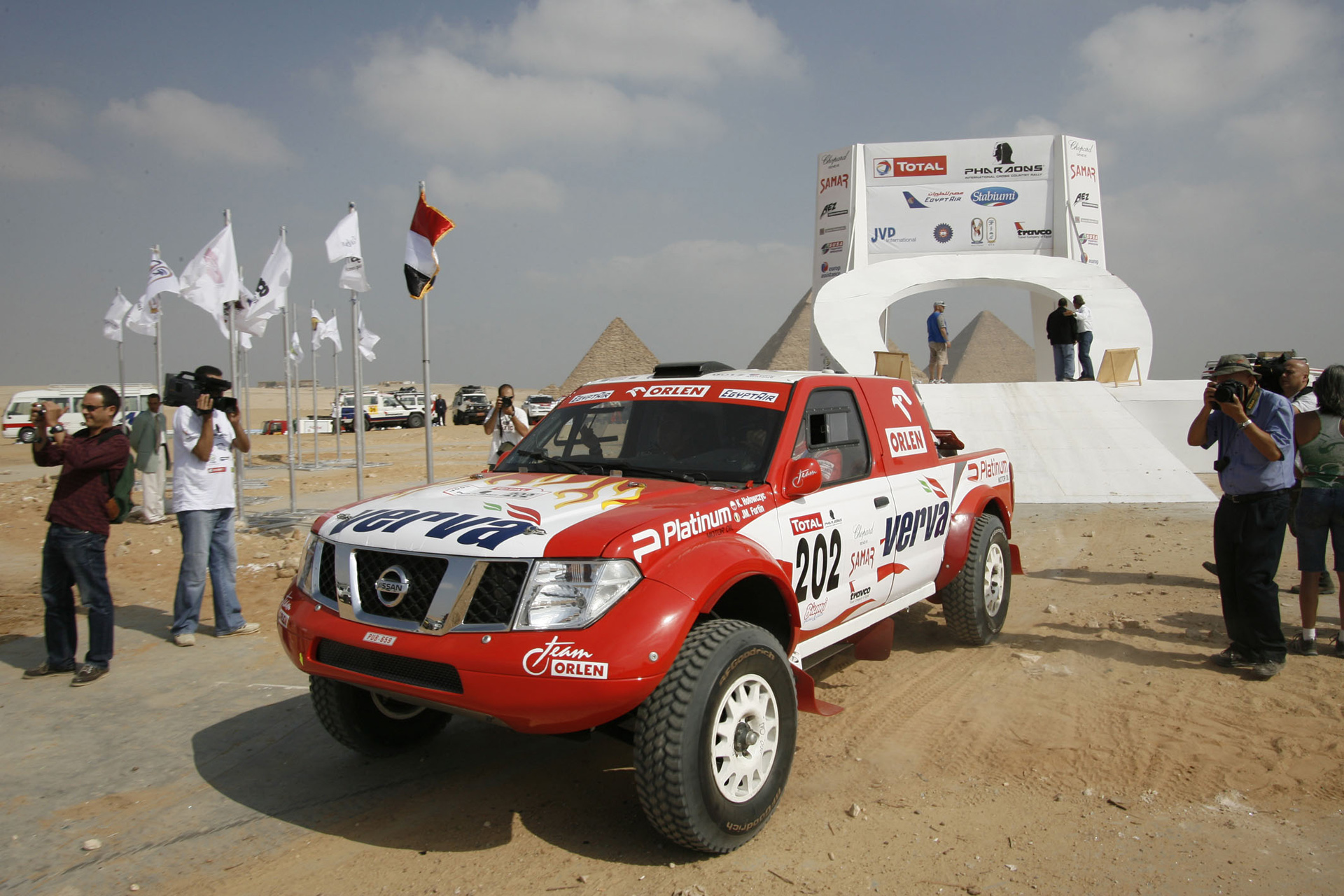 Nissan Navara Rally photo 60717