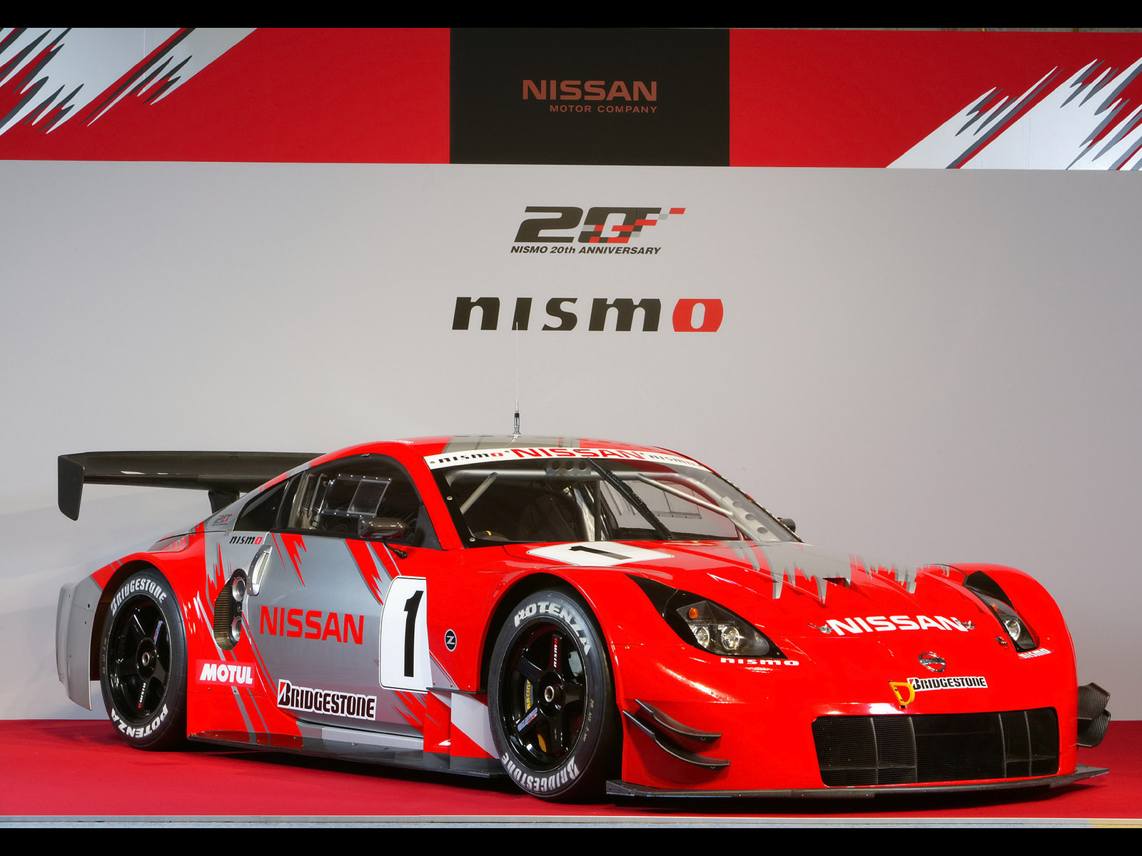 Nissan Nismo Racing Z photo 34486