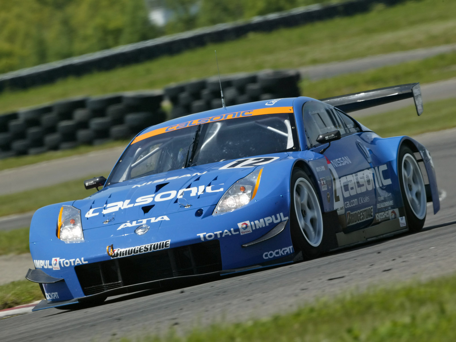Nissan Nismo Racing Z photo 34488
