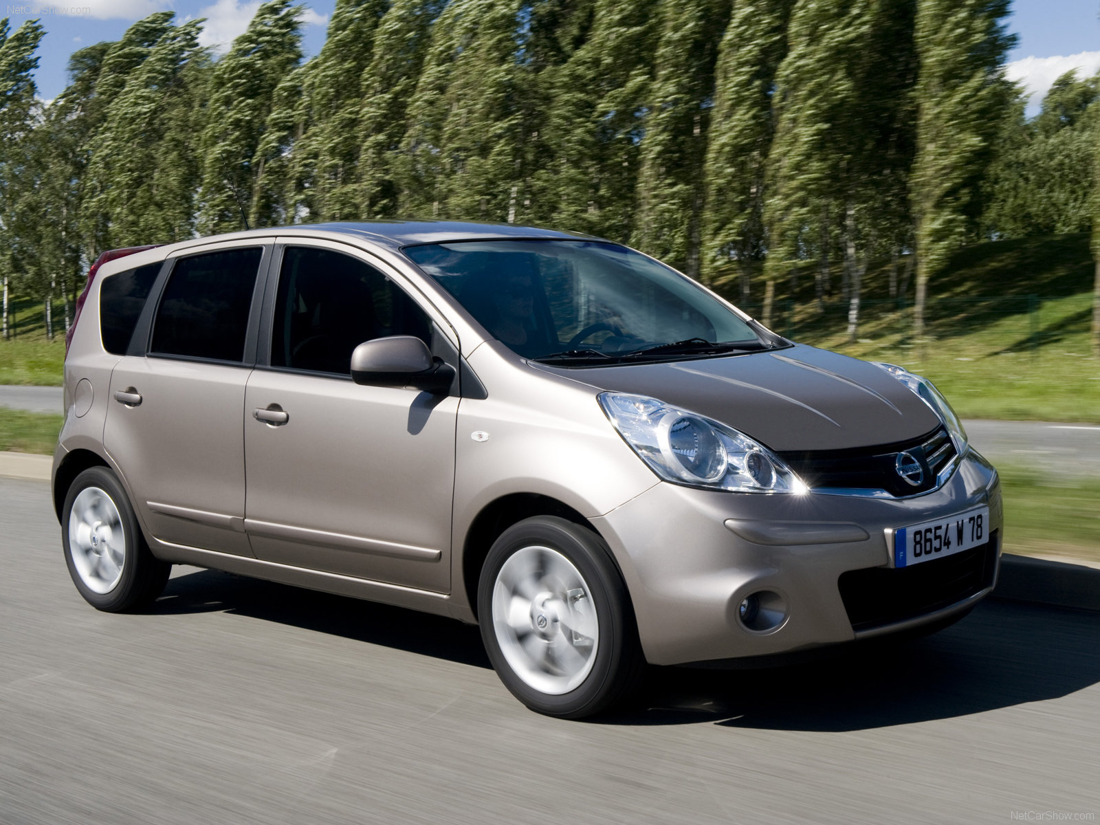 Nissan Note photo 58702