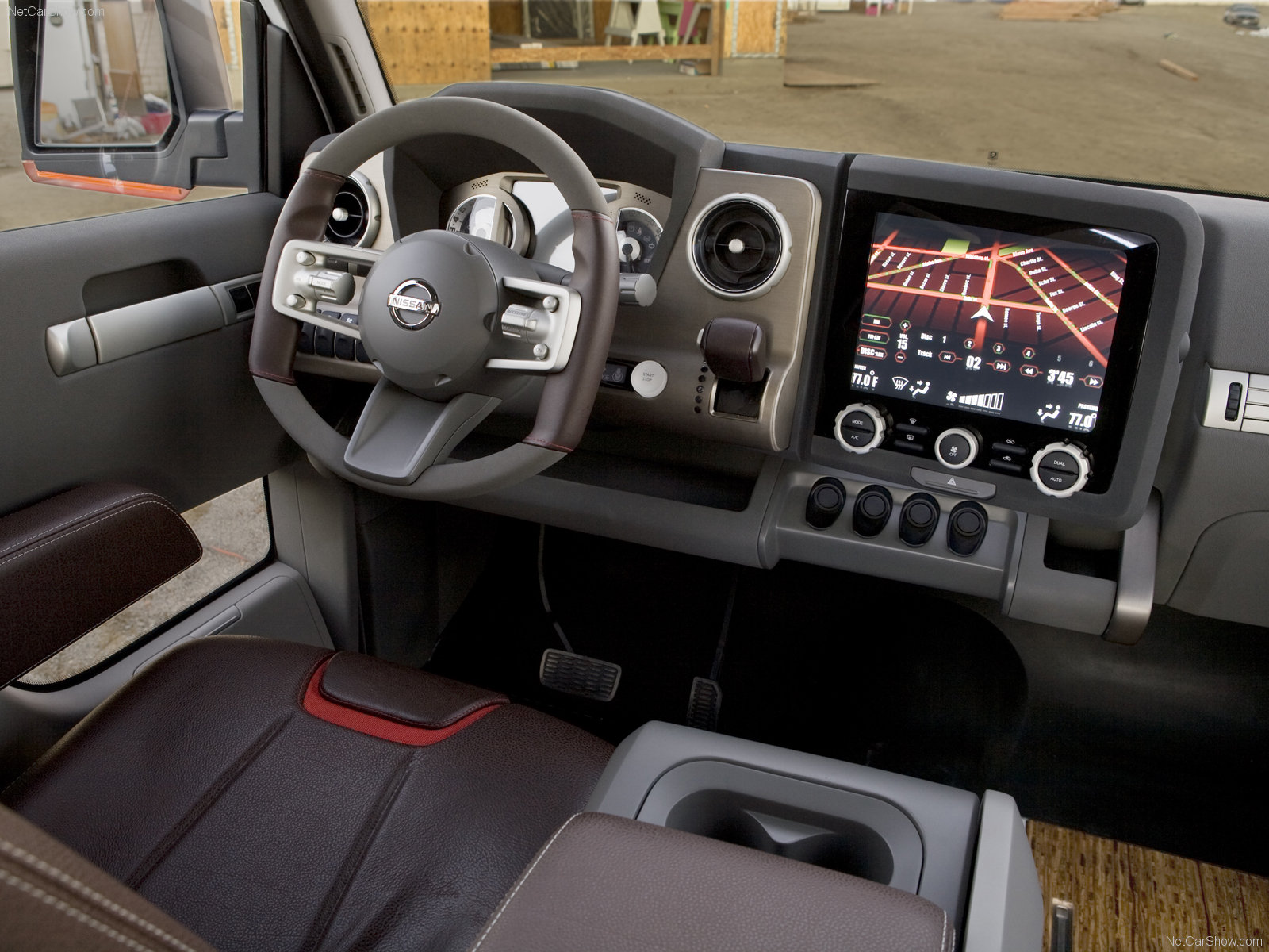 Nissan NV2500 Concept photo 59963