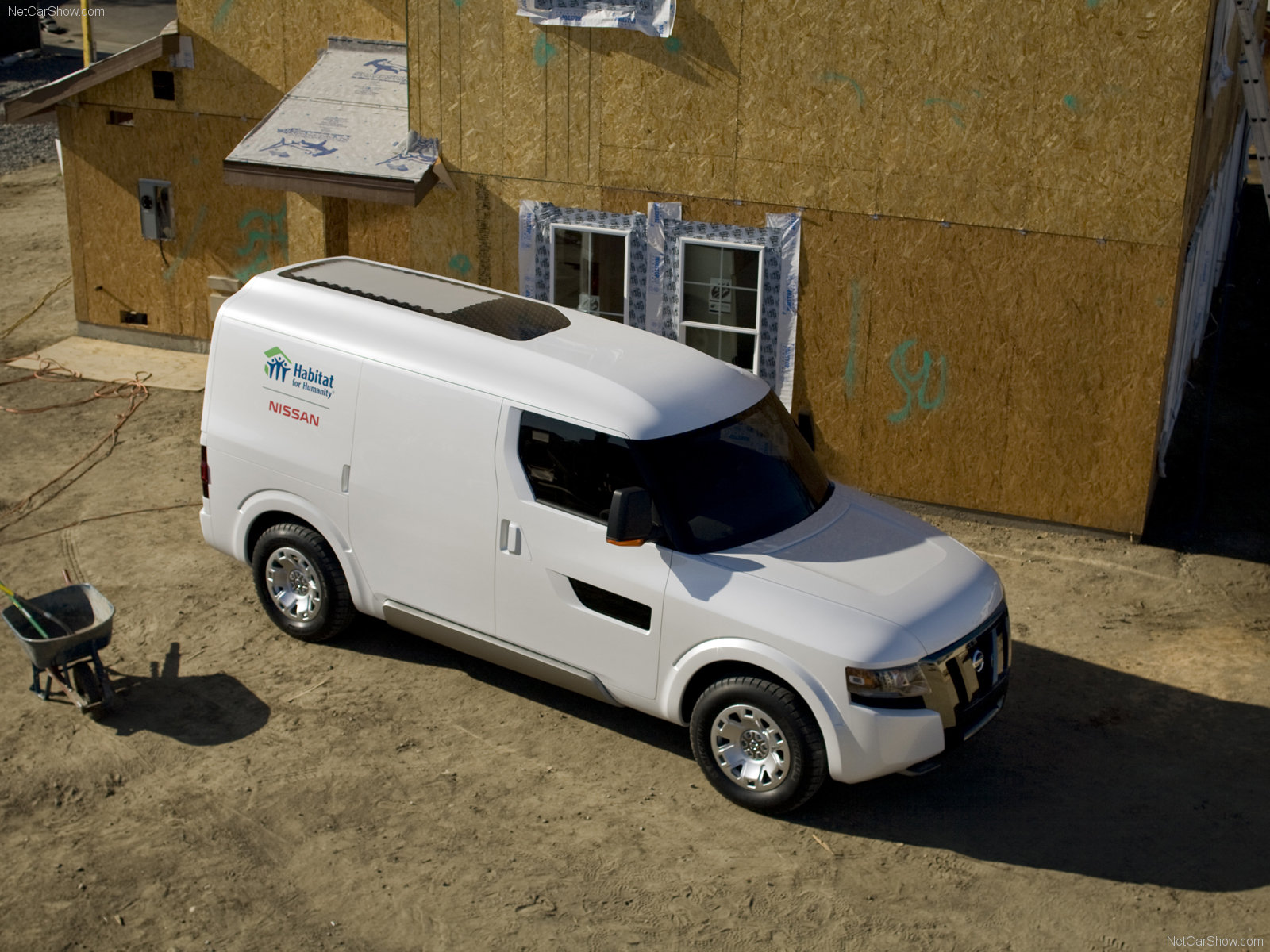 Nissan NV2500 Concept photo 59968