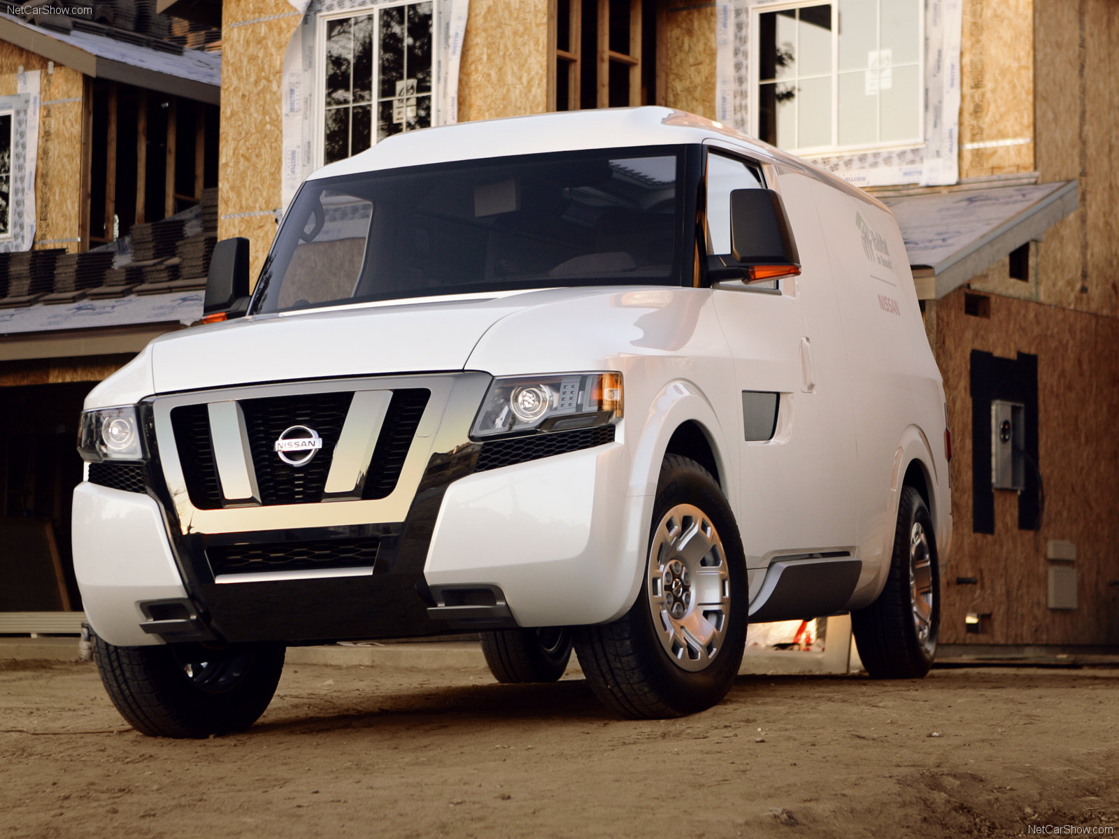 Nissan NV2500 Concept photo 59970